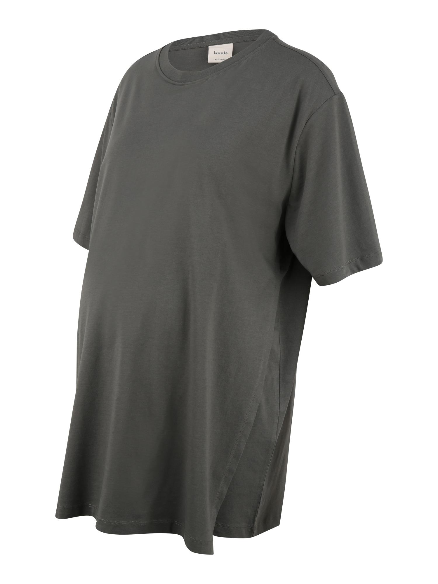 BOOB Marškinėliai žalia