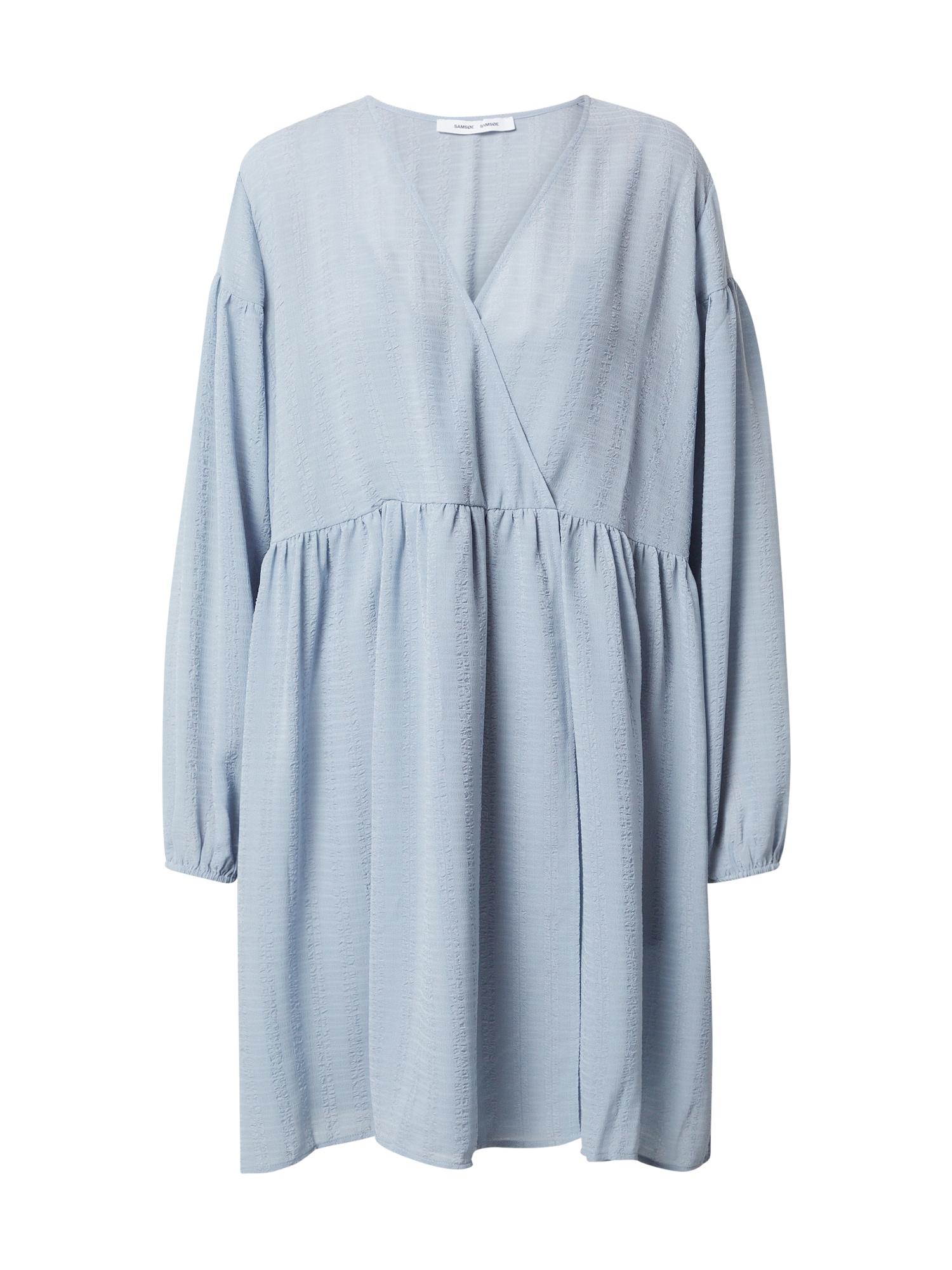 Samsoe Samsoe Šaty 'Jolie'  kouřově modrá