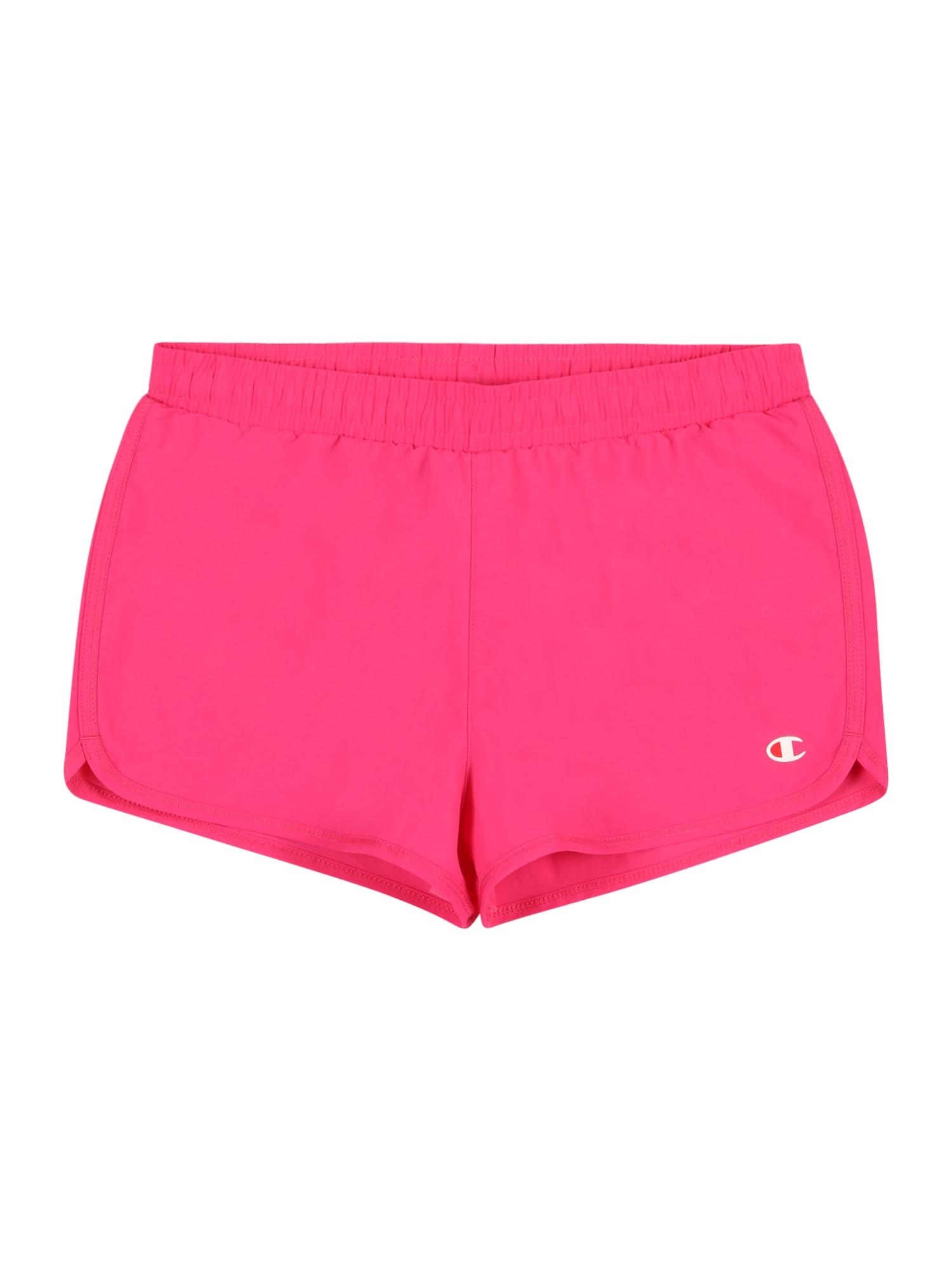 Champion Authentic Athletic Apparel Kalhoty  růžová / pink