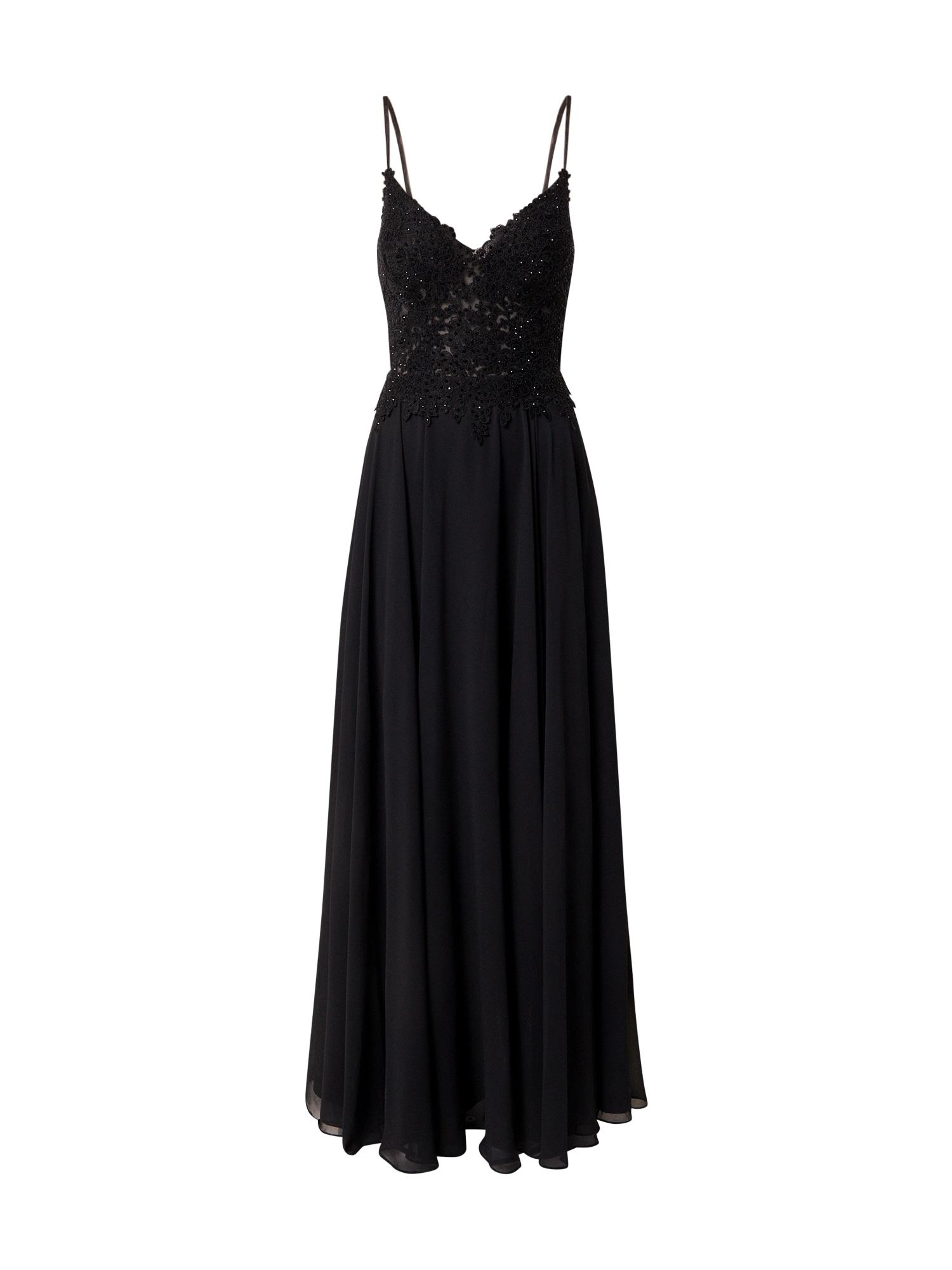 mascara Vakarinė suknelė juoda