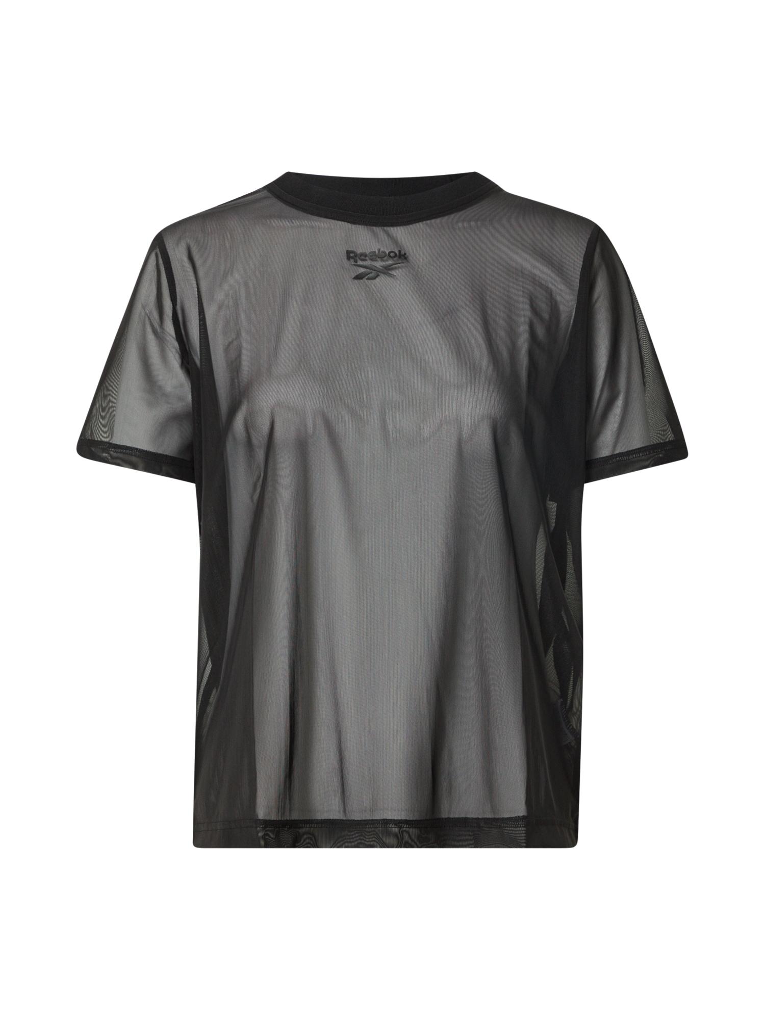 Reebok Classic Marškinėliai juoda