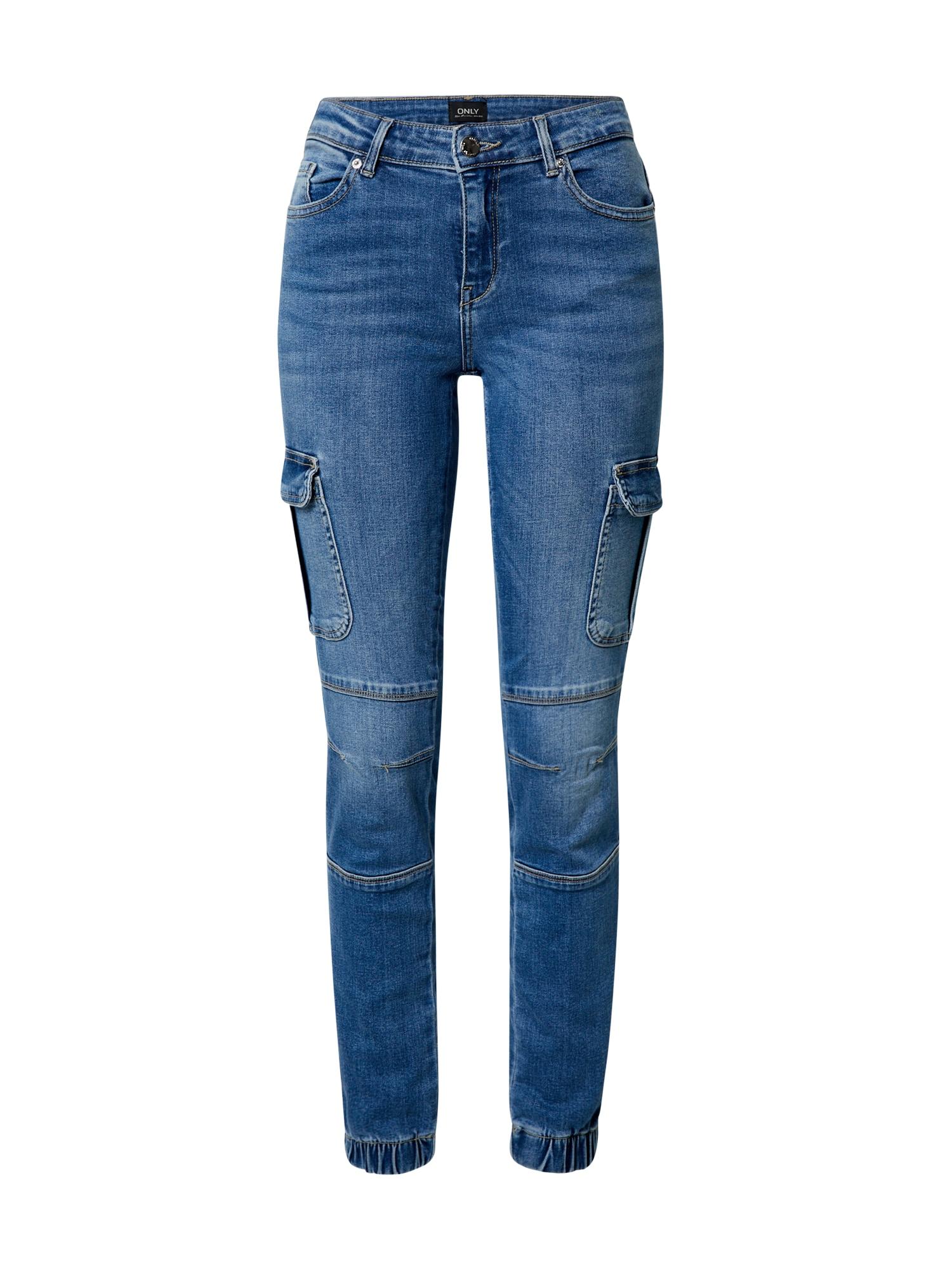 Only (Tall) Darbinio stiliaus džinsai