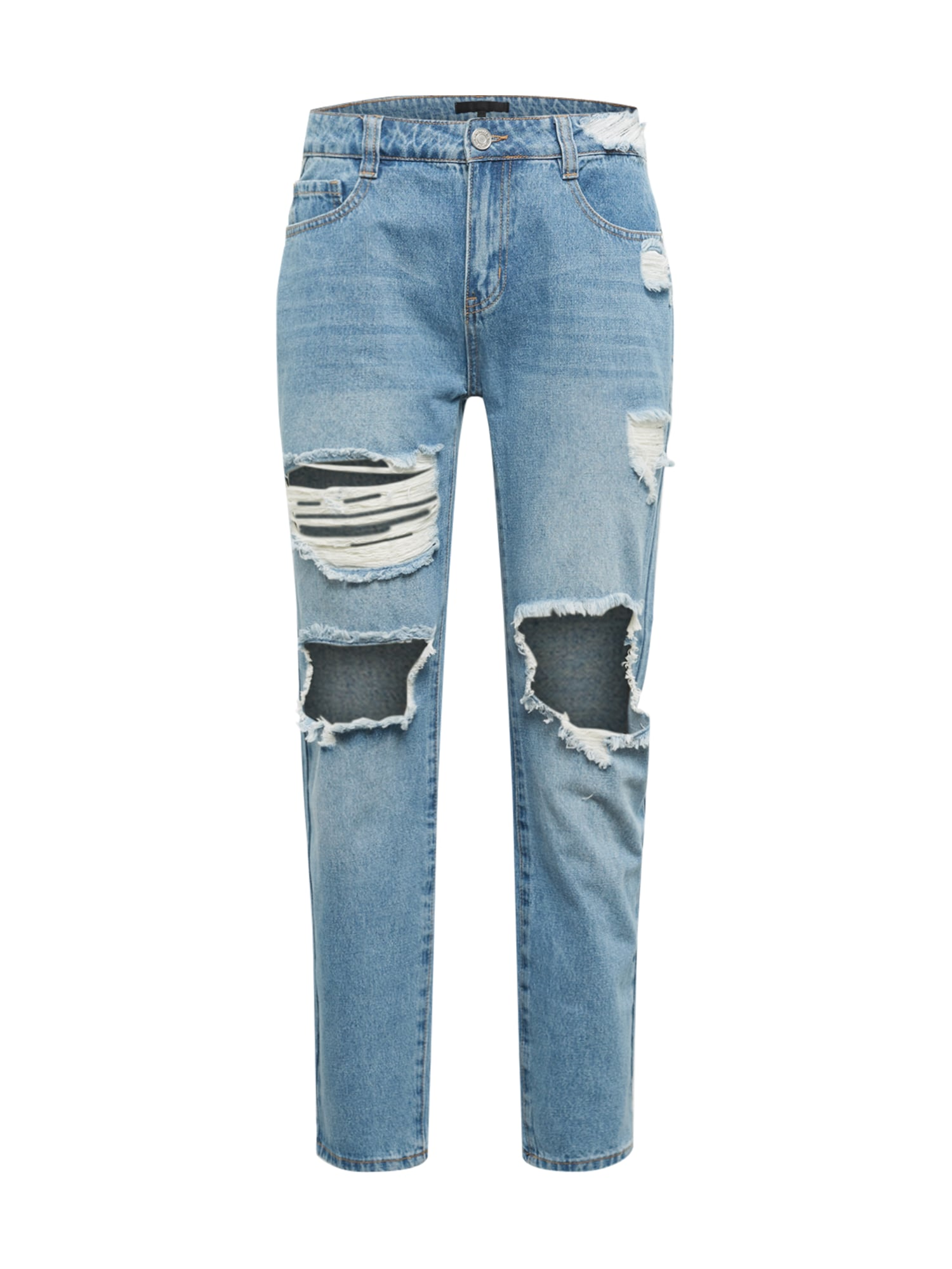 Mennace Džinsai tamsiai (džinso) mėlyna