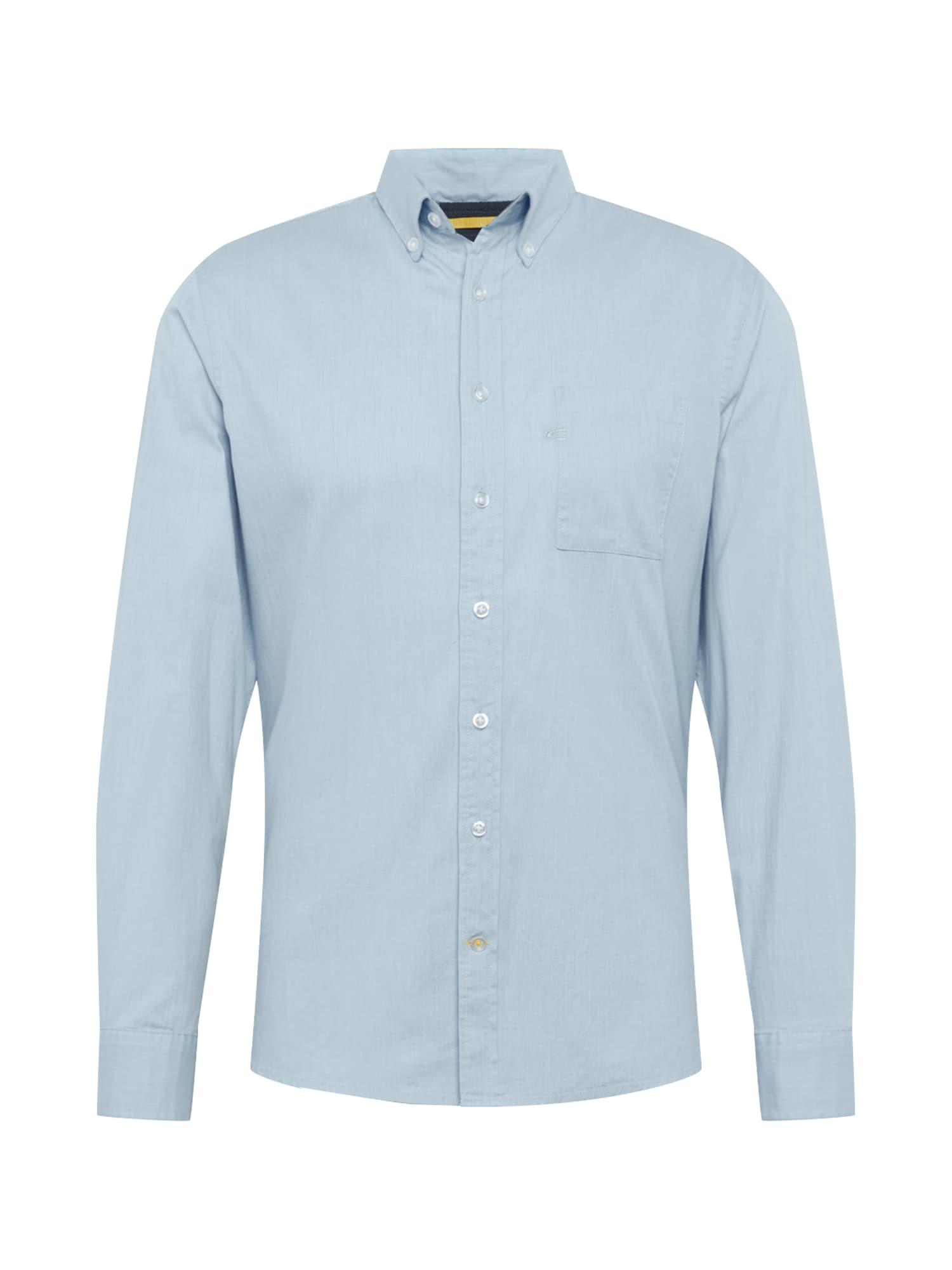 CAMEL ACTIVE Marškiniai šviesiai mėlyna
