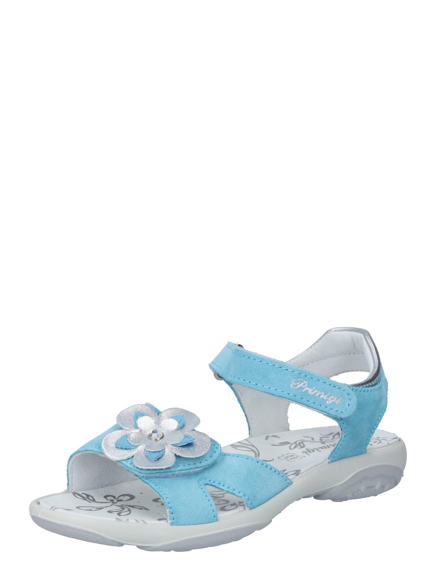 PRIMIGI Sandalai turkio spalva / sidabrinė