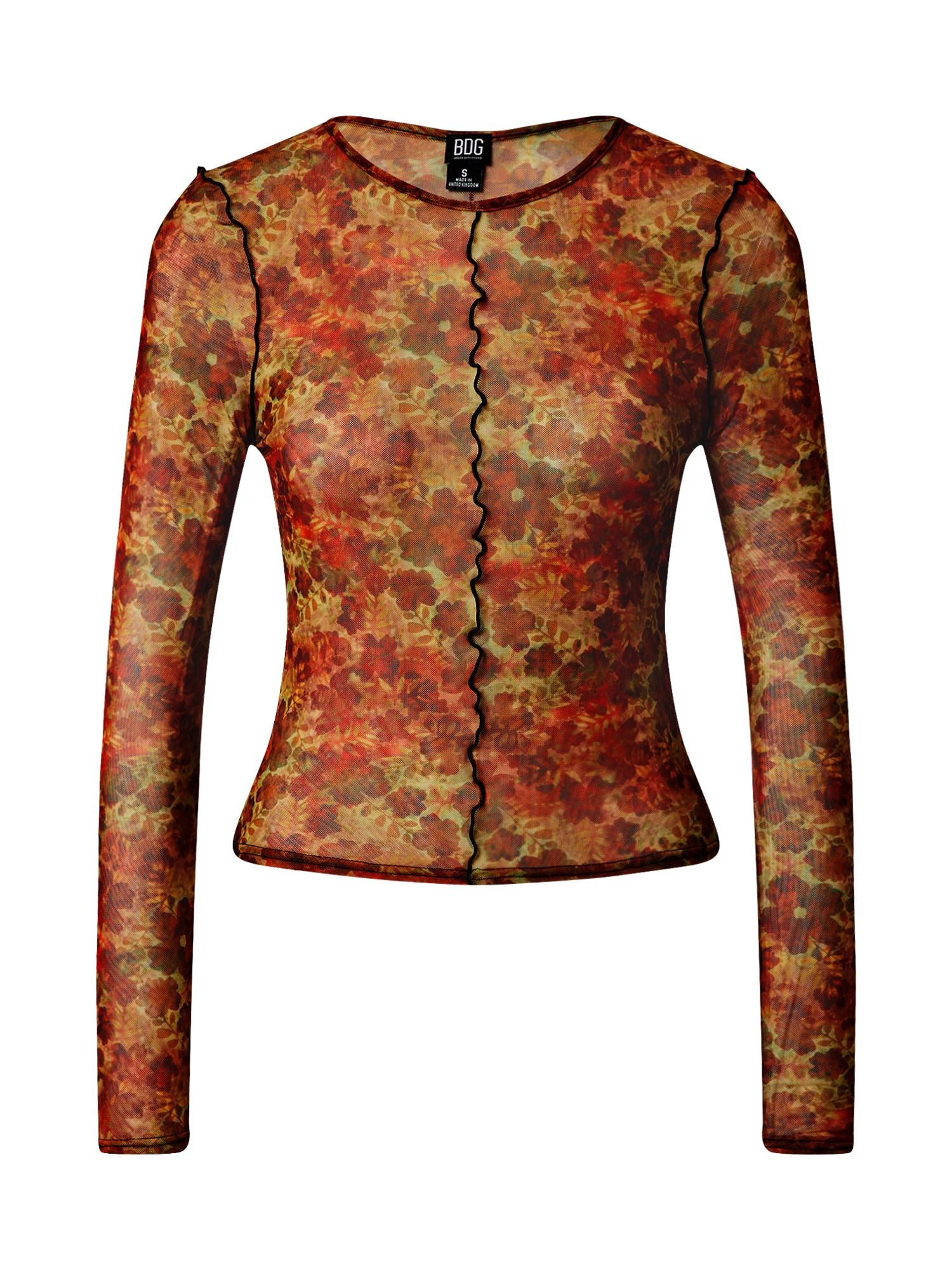 BDG Urban Outfitters Marškinėliai mišrios spalvos