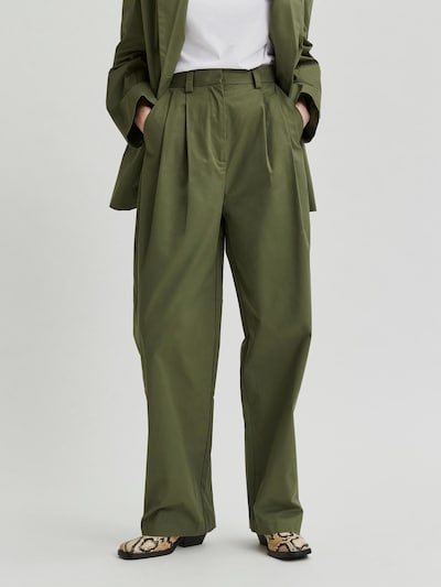 Selected Femme Drew Highwaisted Tailored Volume Fit Hose Co-Ord