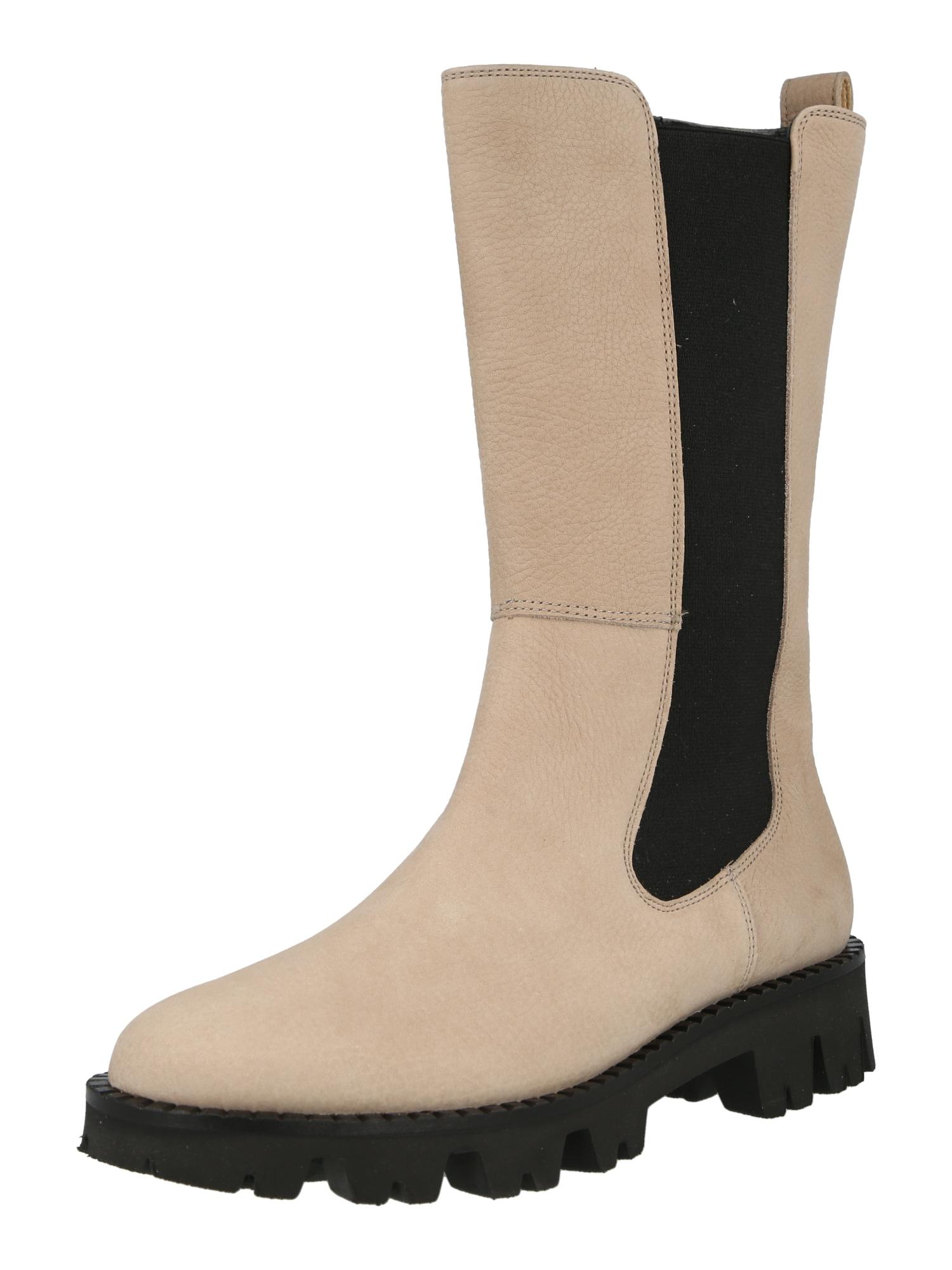 Paul Green Auliniai smėlio spalva / juoda
