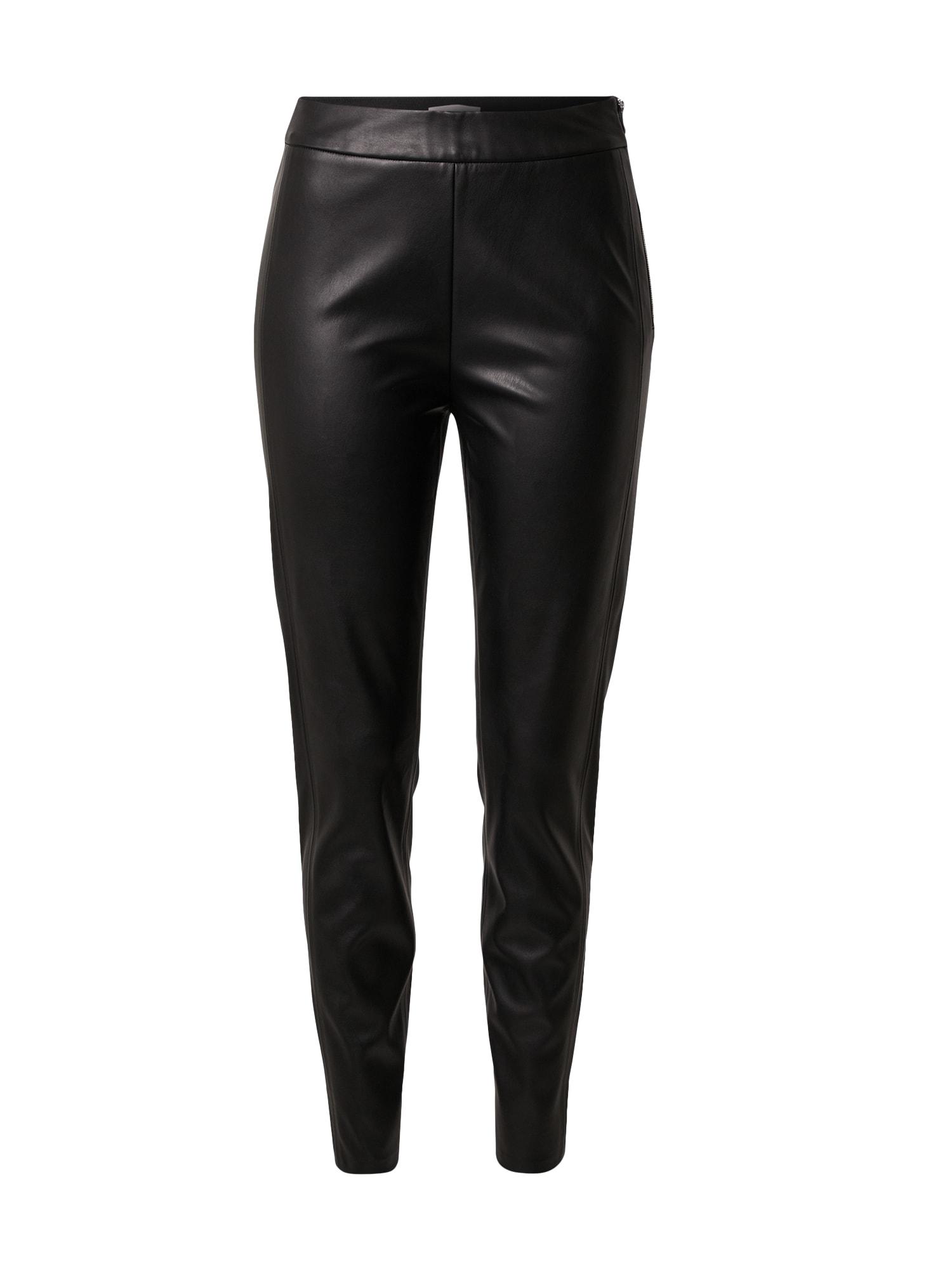 BOSS Kalhoty 'Talegy'  černá