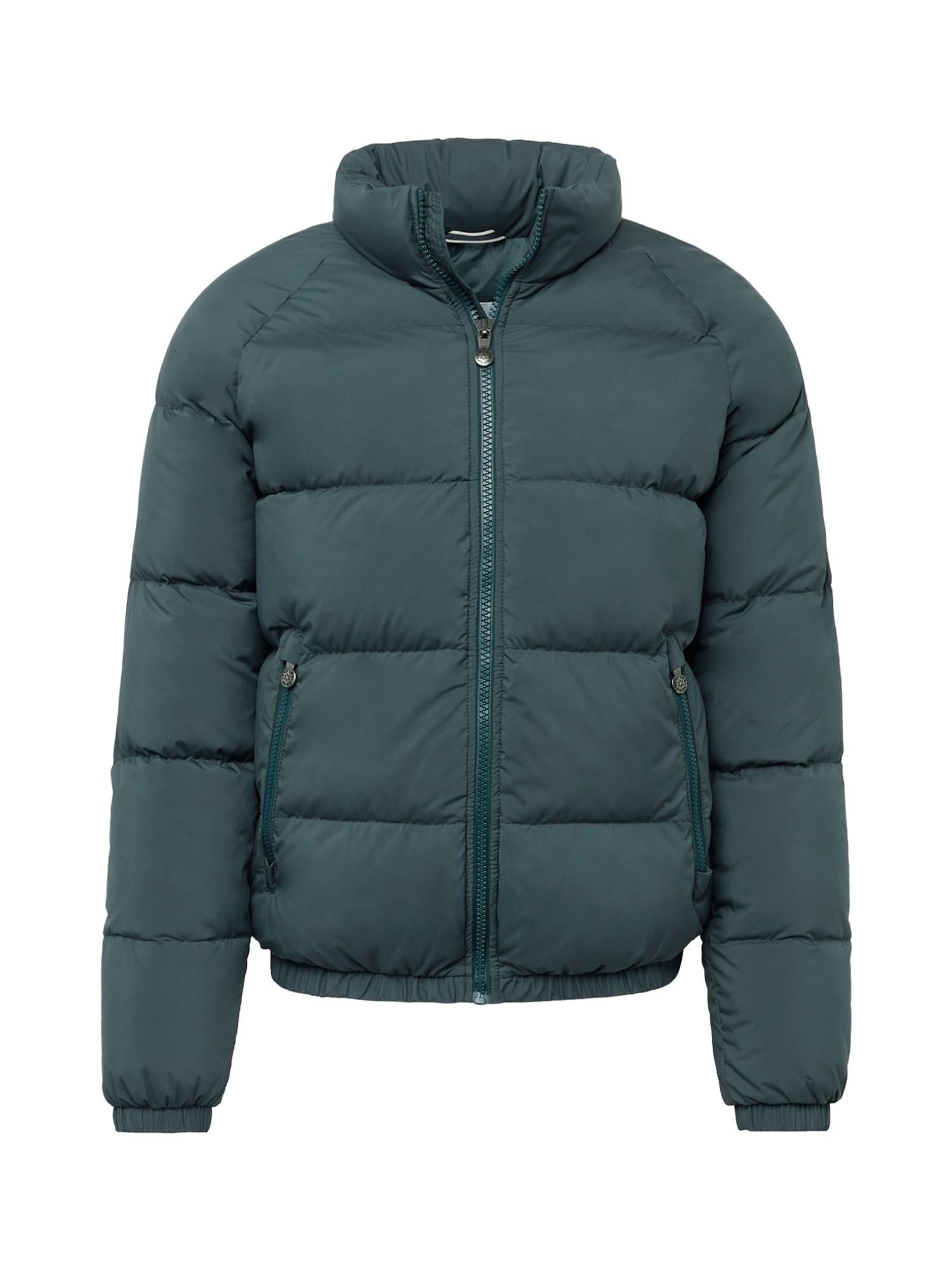 PYRENEX Zimní bunda 'VINTAGE'  tmavě zelená