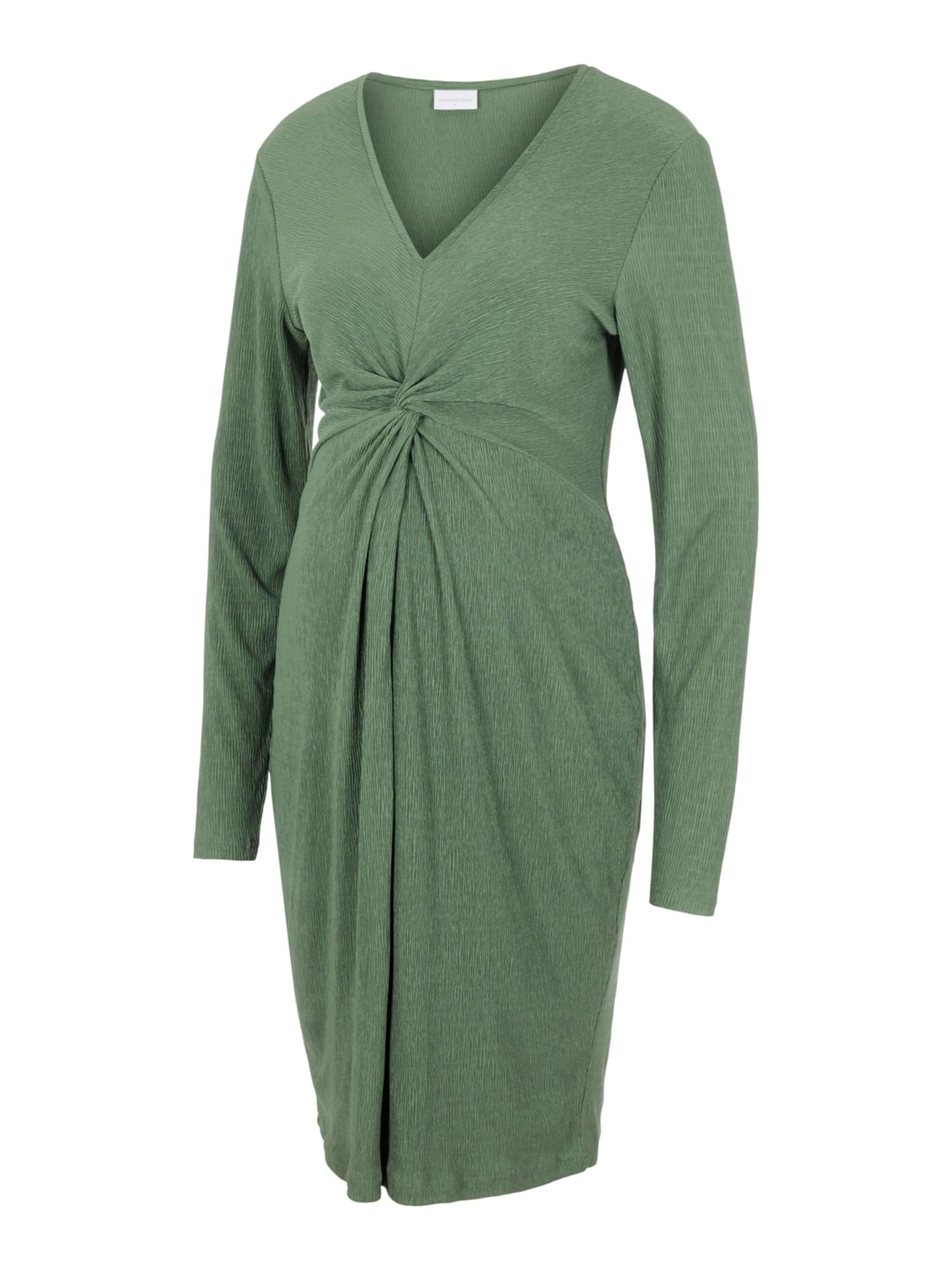 MAMALICIOUS Suknelė žolės žalia
