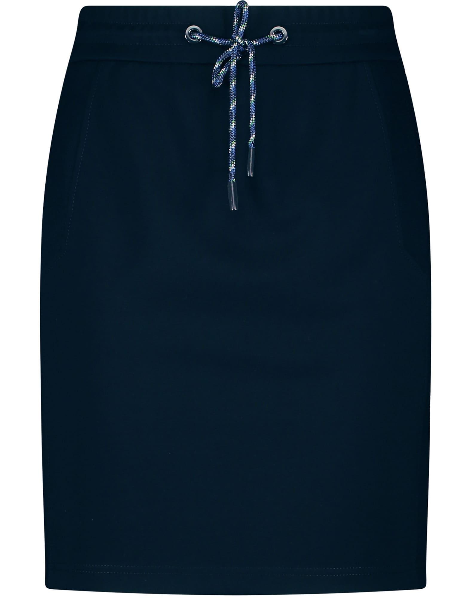 TAIFUN Sijonas tamsiai mėlyna