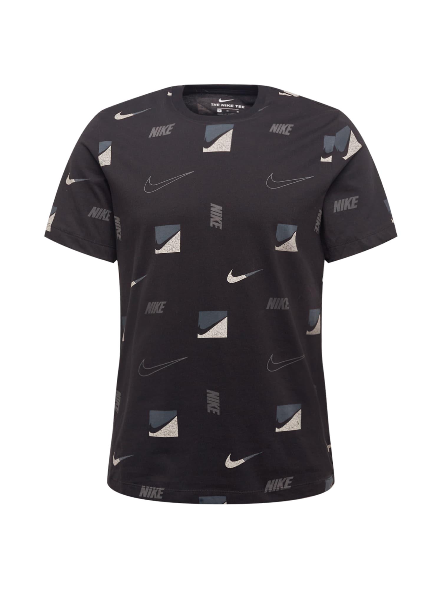 Nike Sportswear Tričko  černá