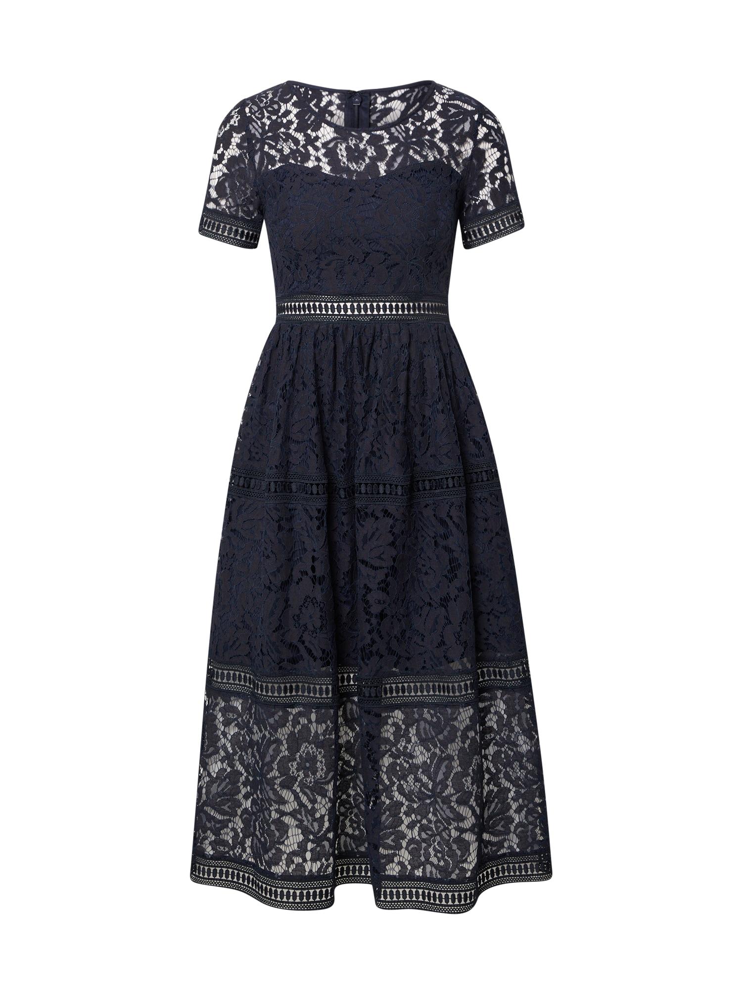 APART Suknelė tamsiai mėlyna