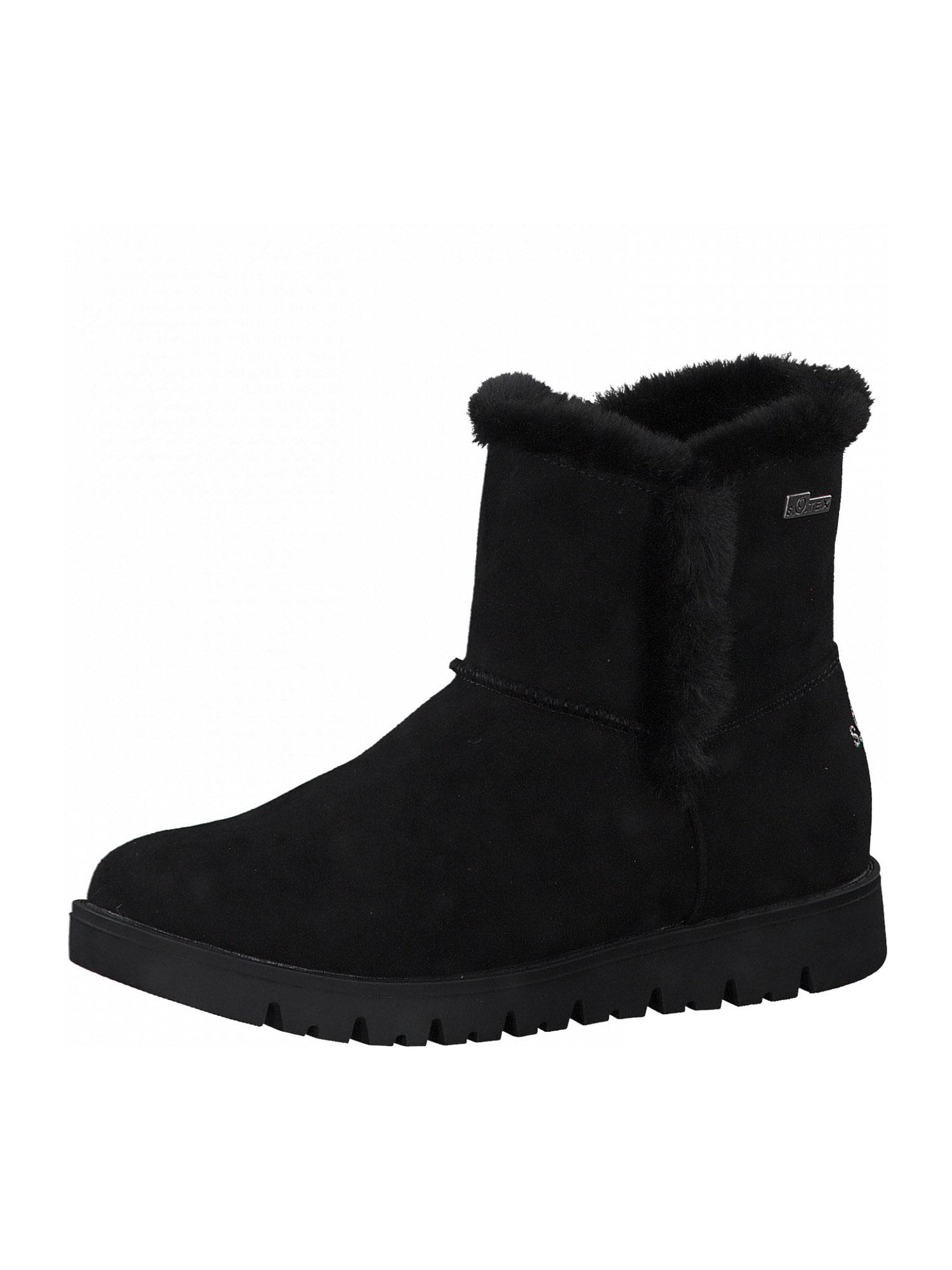 s.Oliver Junior Sniego batai juoda