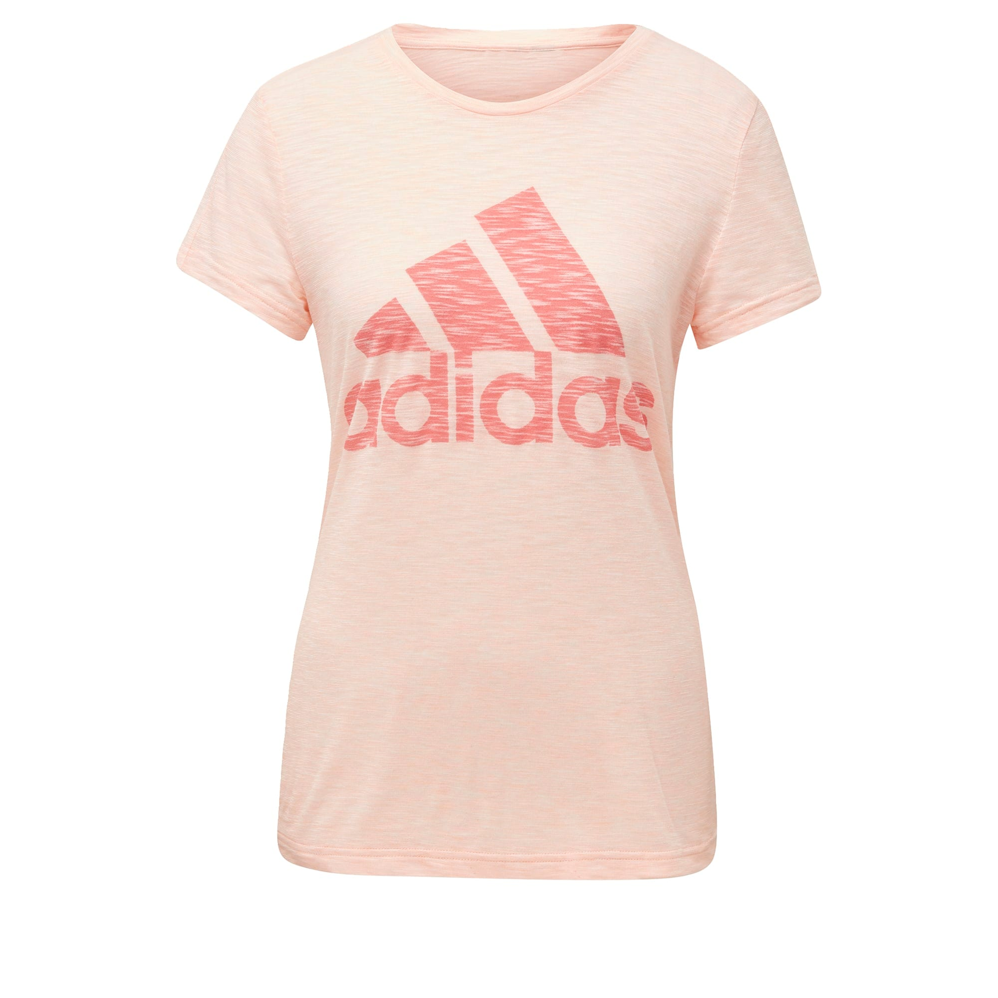 ADIDAS PERFORMANCE Sportiniai marškinėliai rožinė / rožių spalva