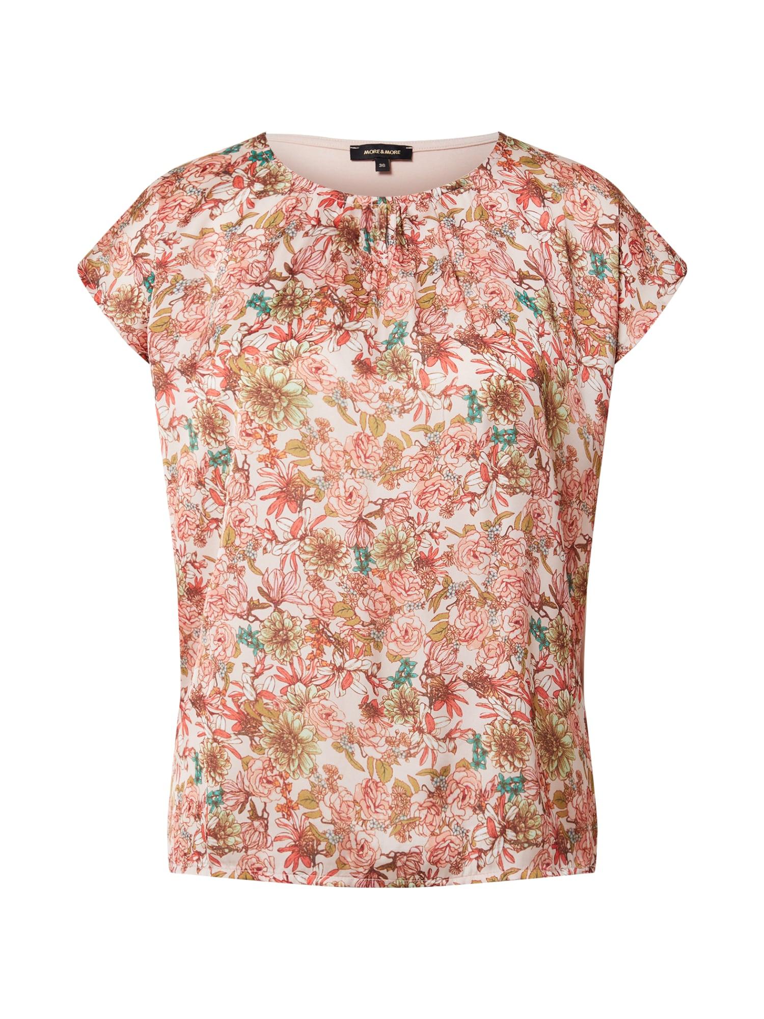 MORE & MORE Marškinėliai mišrios spalvos