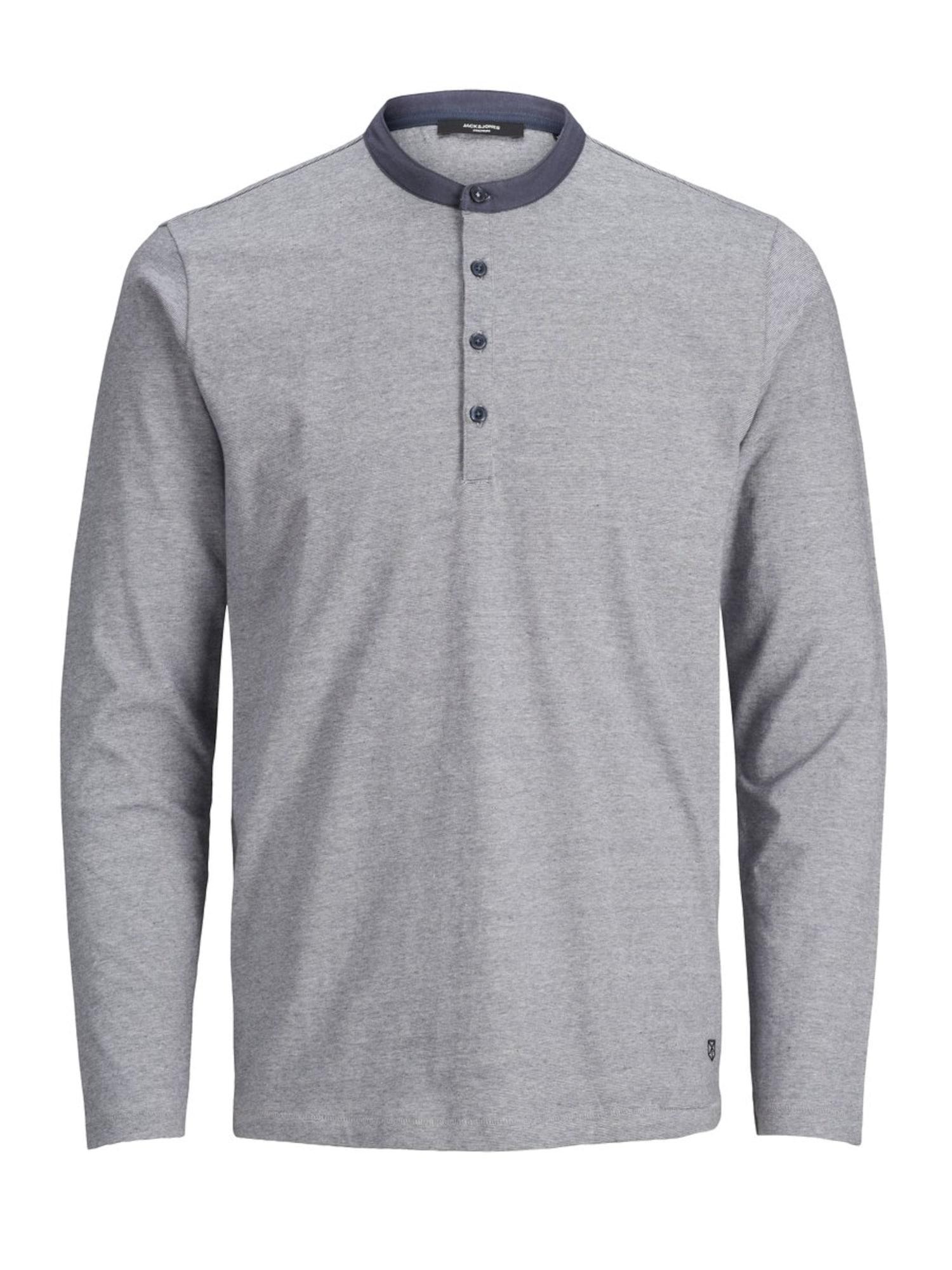 JACK & JONES Marškinėliai šviesiai mėlyna / mišrios spalvos