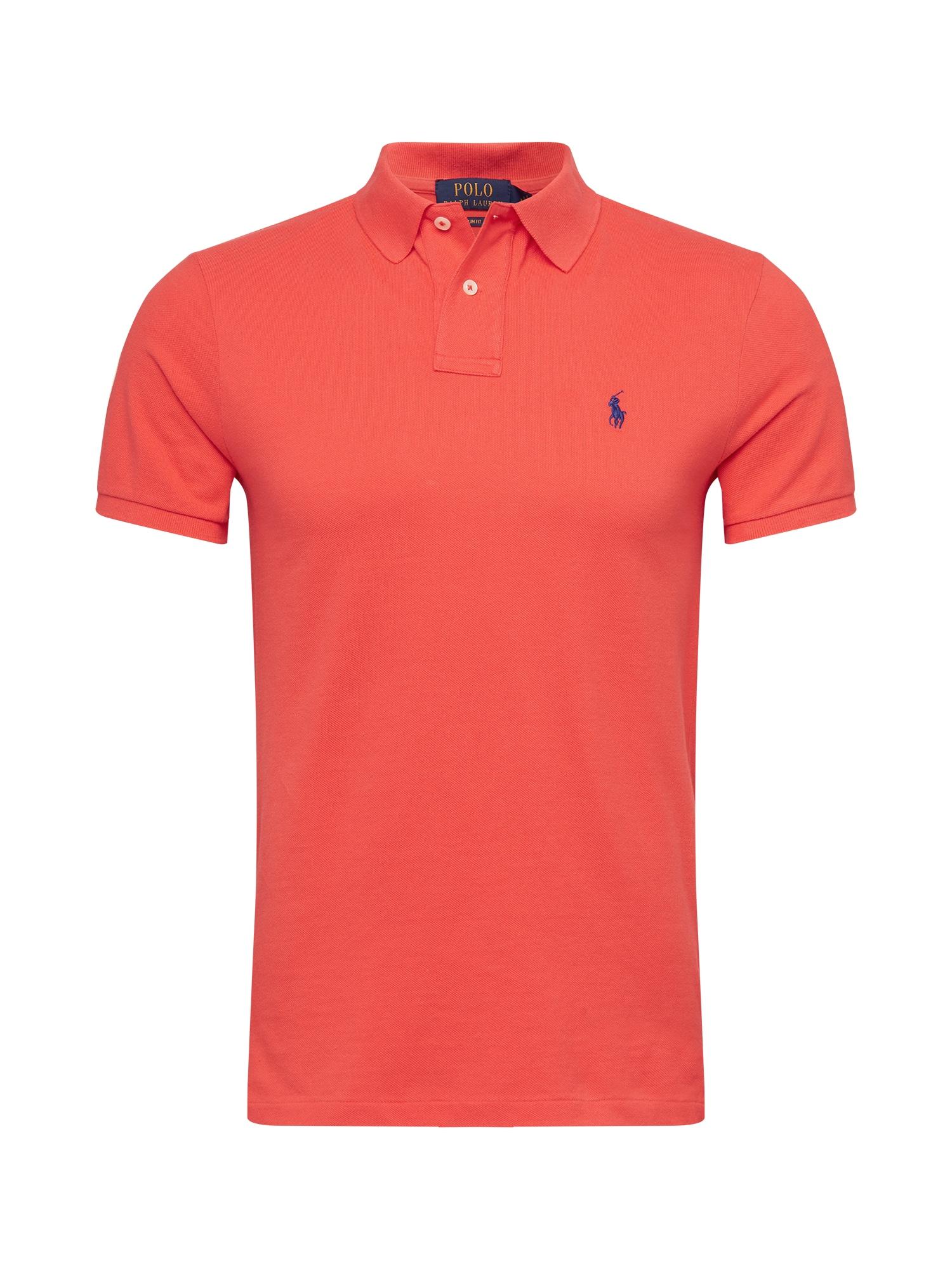 POLO RALPH LAUREN Marškinėliai oranžinė-raudona