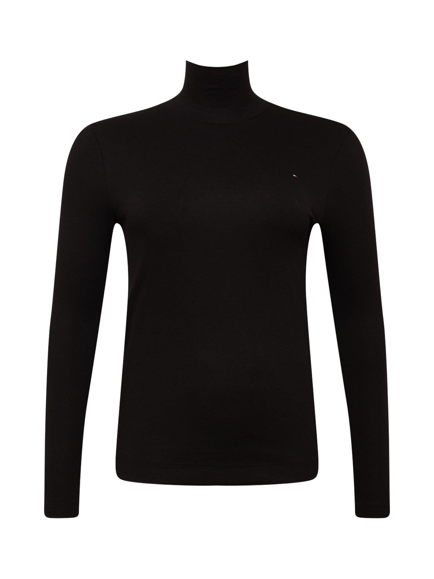 Tommy Hilfiger Curve Marškinėliai juoda