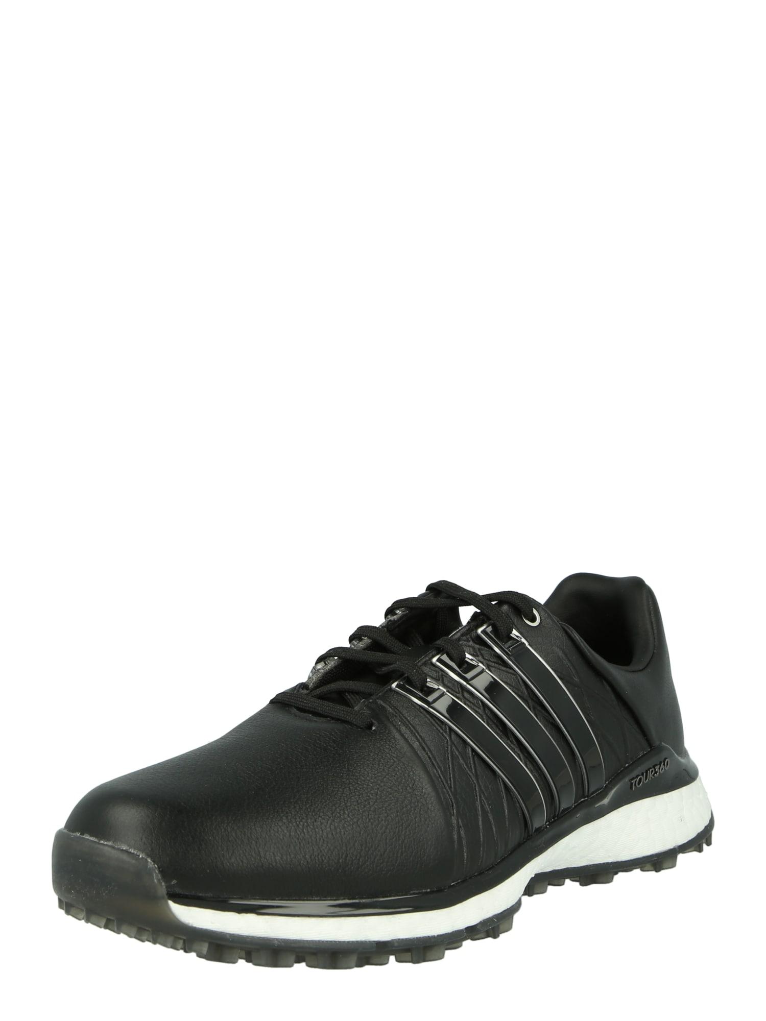 adidas Golf Sportiniai batai juoda / balta
