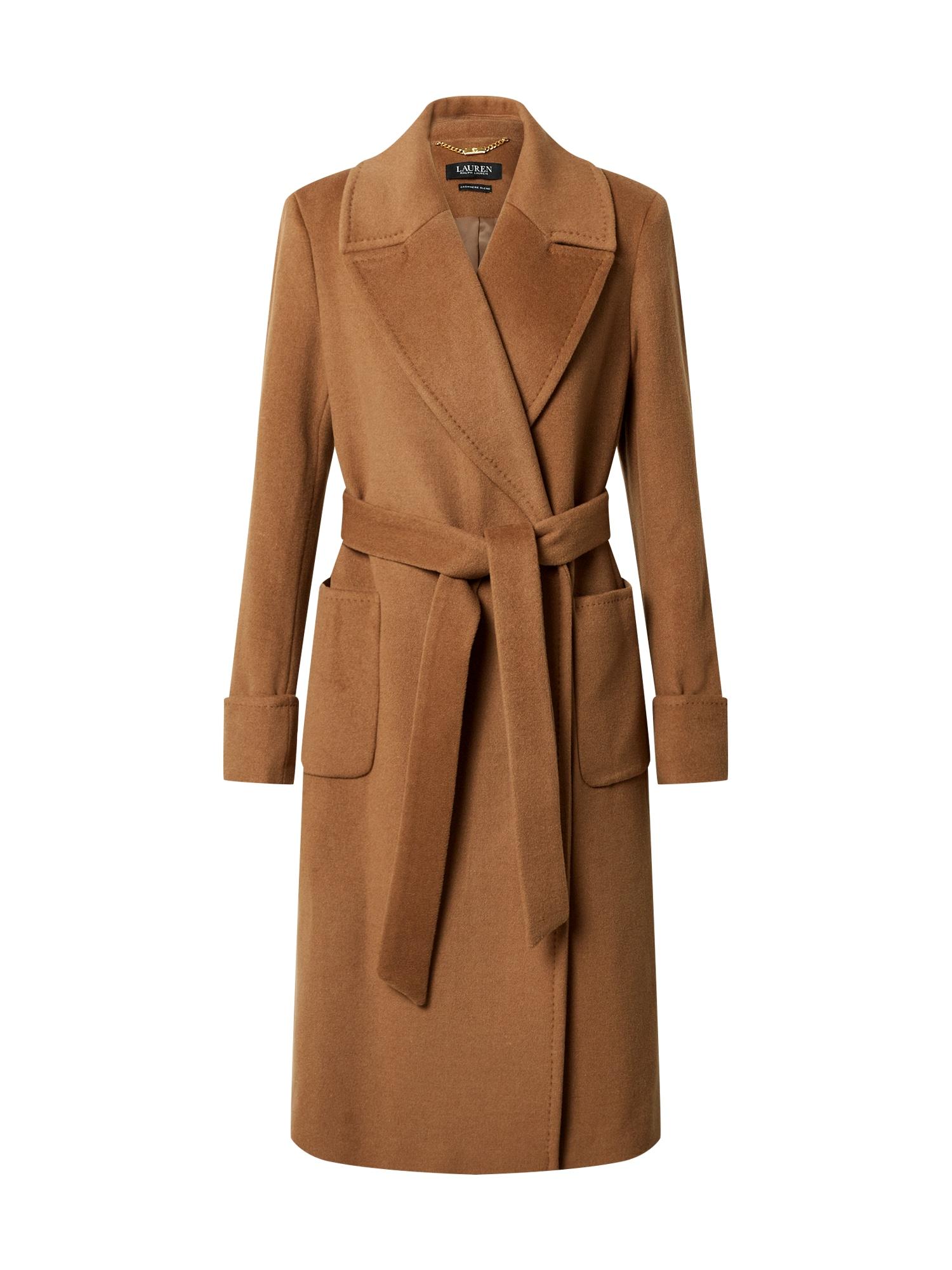 Lauren Ralph Lauren Přechodný kabát  béžová