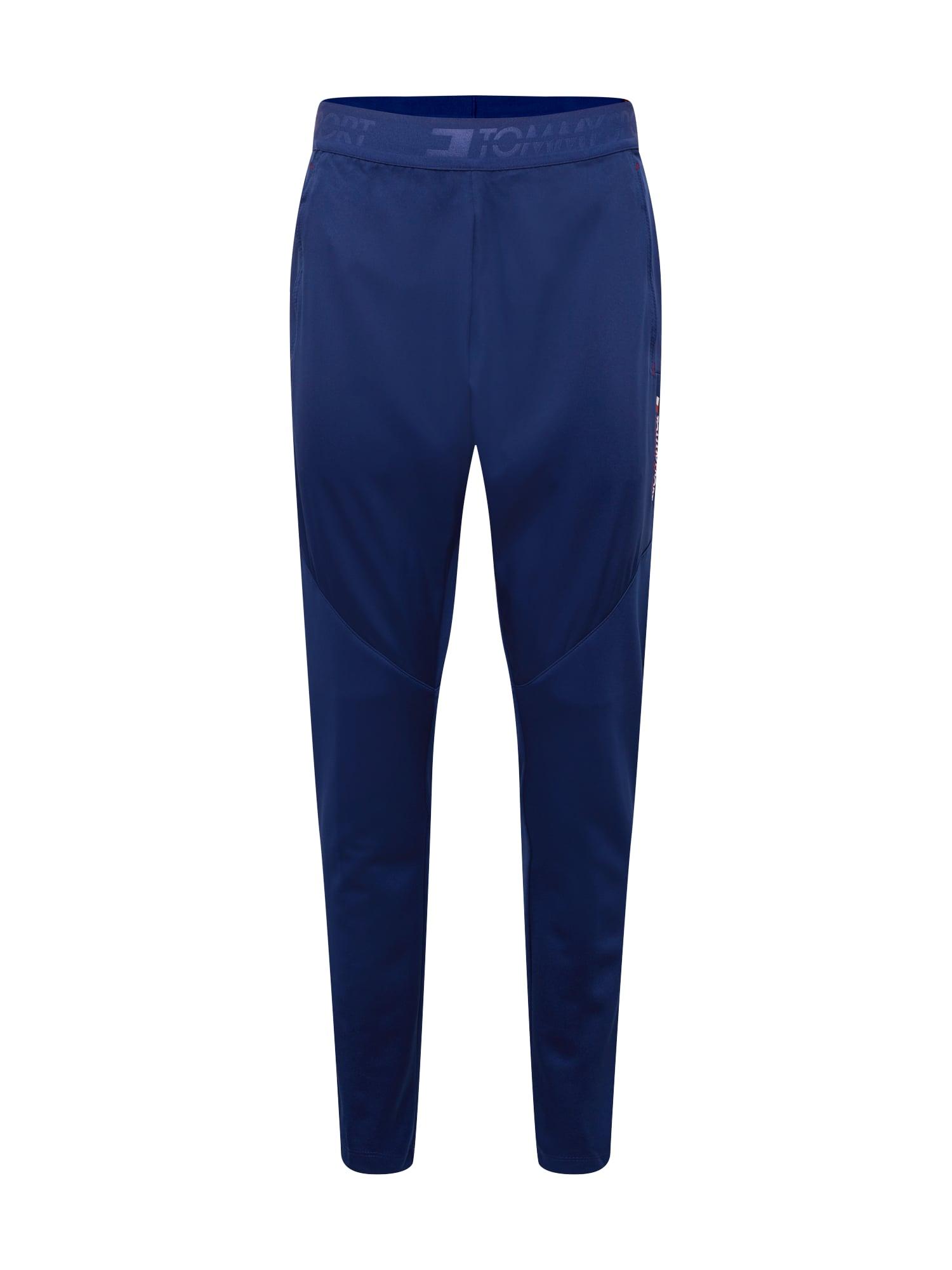 Tommy Sport Sportovní kalhoty 'TRAINING PANT'  modrá