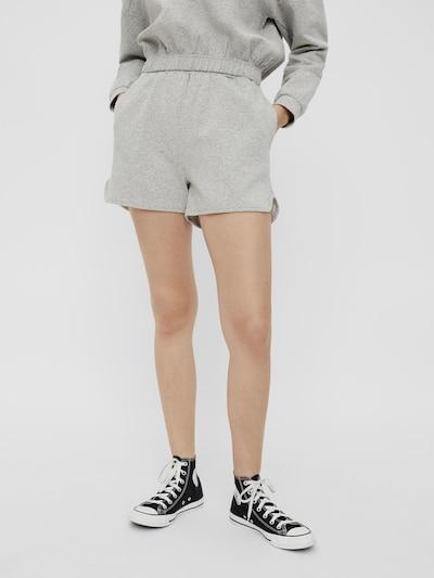 Pieces Linsa Lounge-Shorts mit hohem Bund