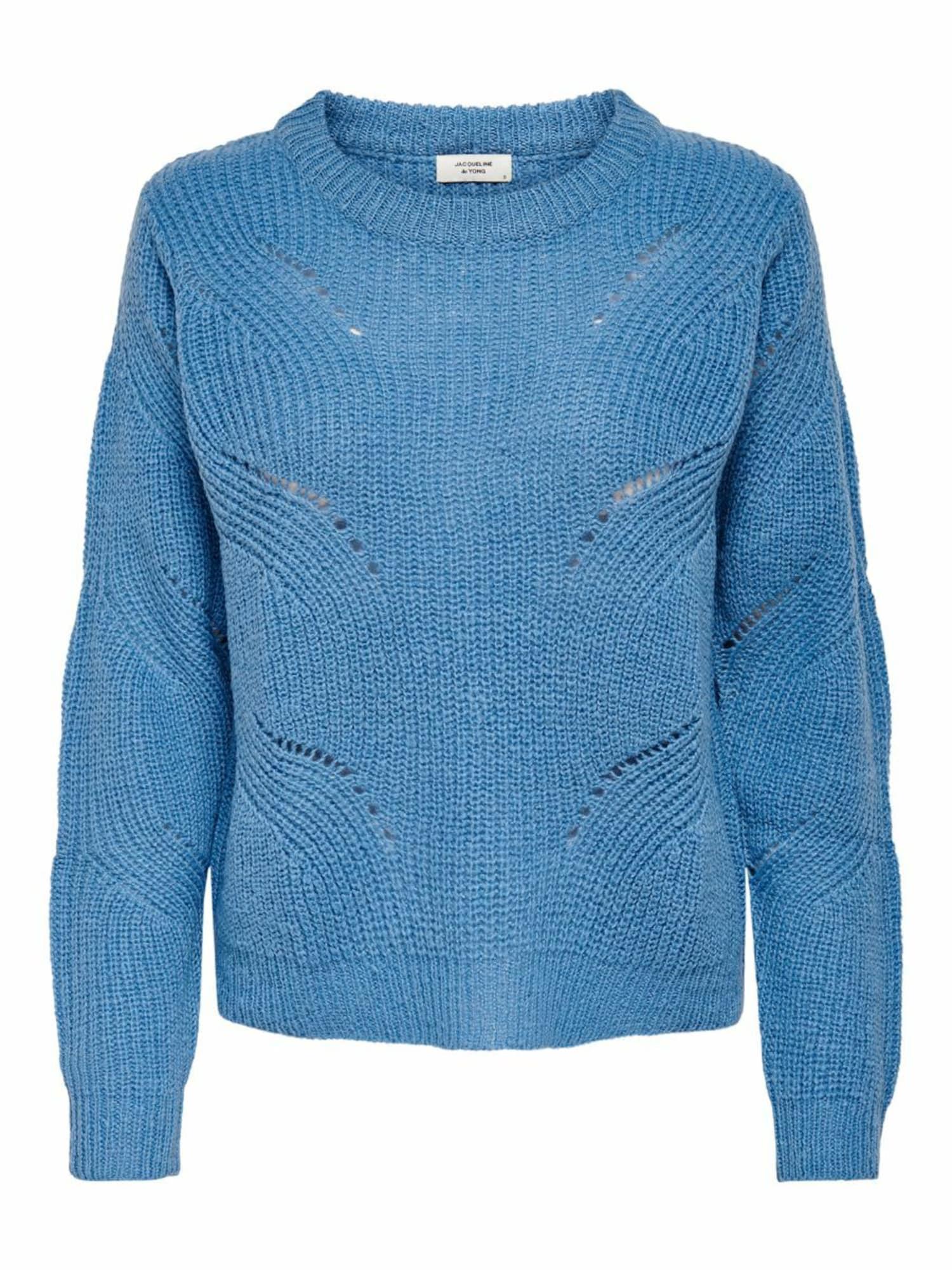 JACQUELINE de YONG Megztinis mėlyna