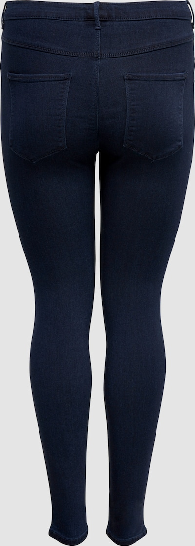 Only Carmakoma Storm hochtaillierte enge Push-up-Jeans