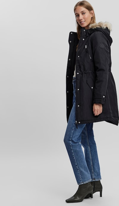 Parka 'Expeditiontrack'