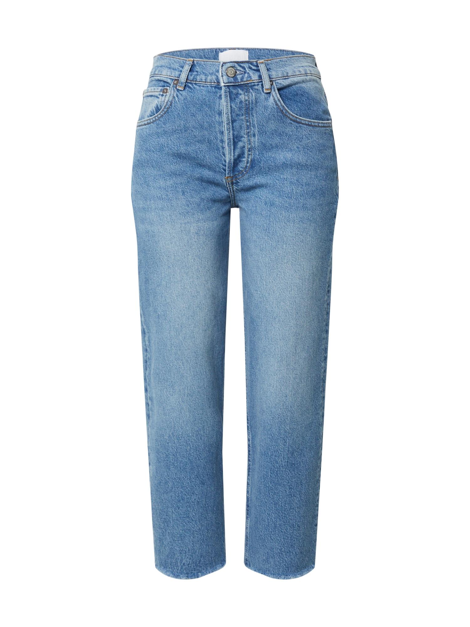 Boyish Džinsai tamsiai (džinso) mėlyna