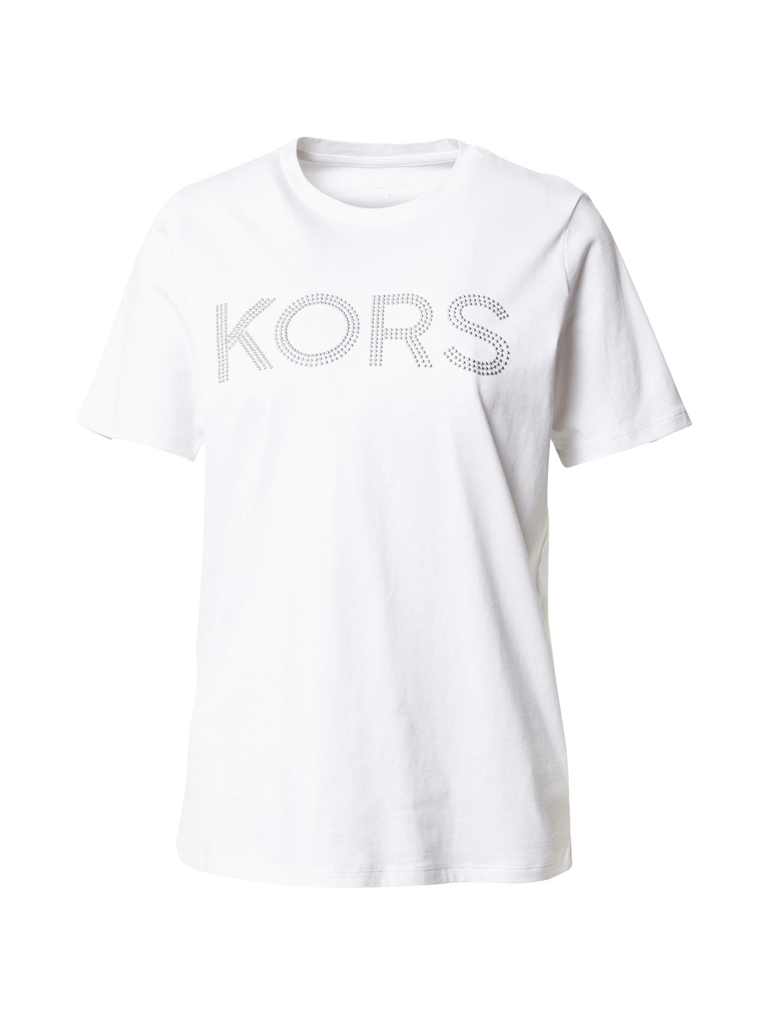 MICHAEL Michael Kors Marškinėliai balta
