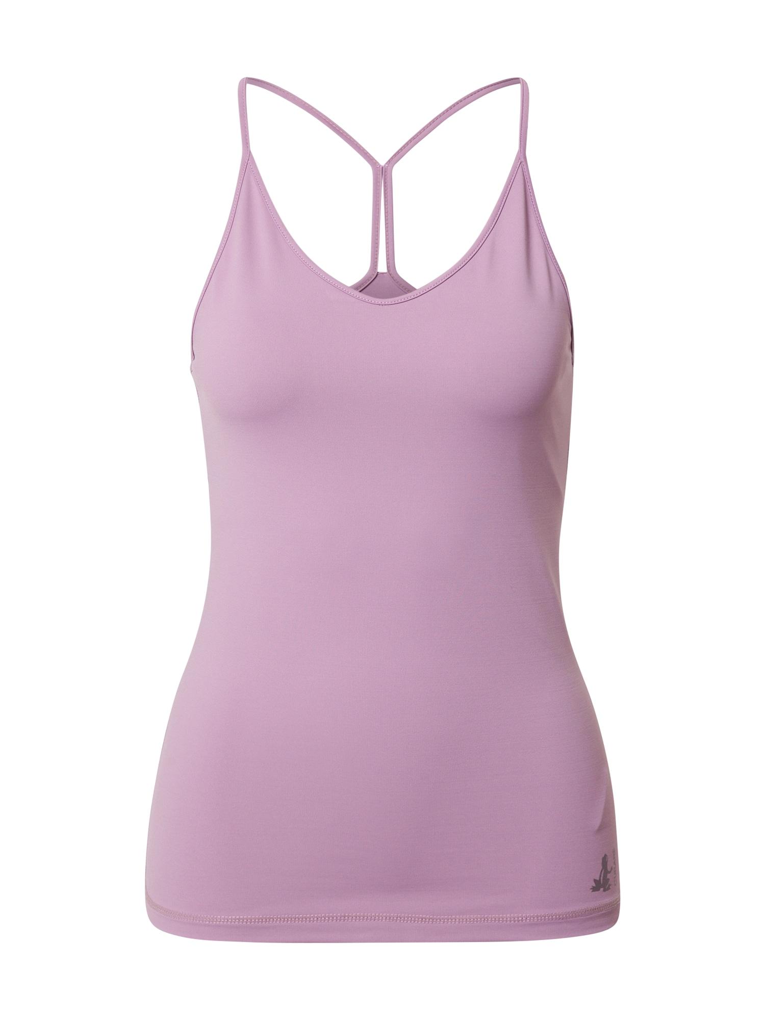 CURARE Yogawear Sportovní top  růžová