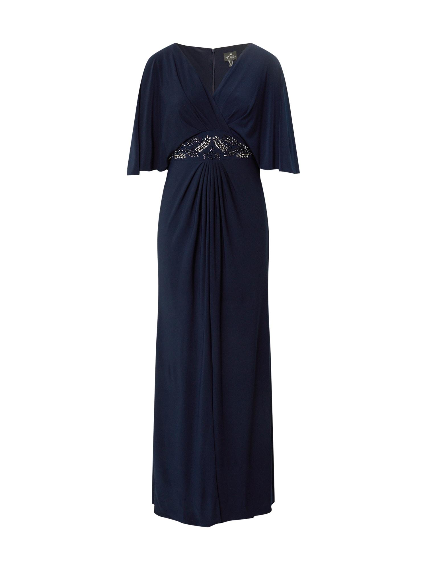 Adrianna Papell Vakarinė suknelė tamsiai mėlyna