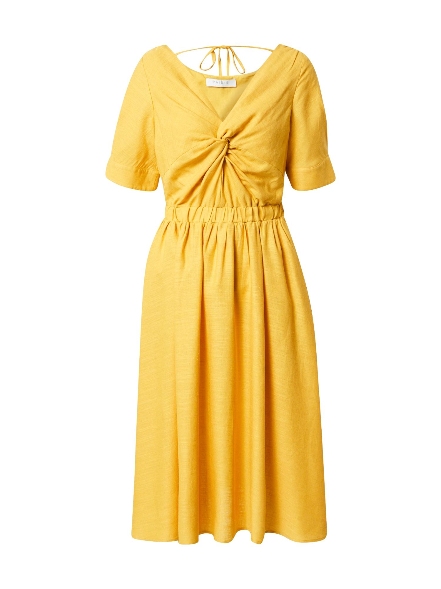 Paisie Suknelė geltona