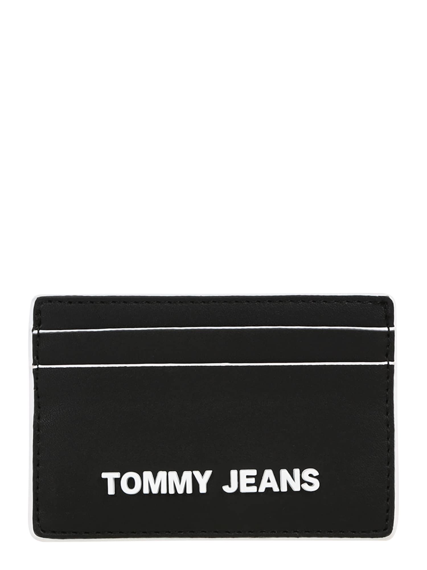 Tommy Jeans Dėklas juoda / balta