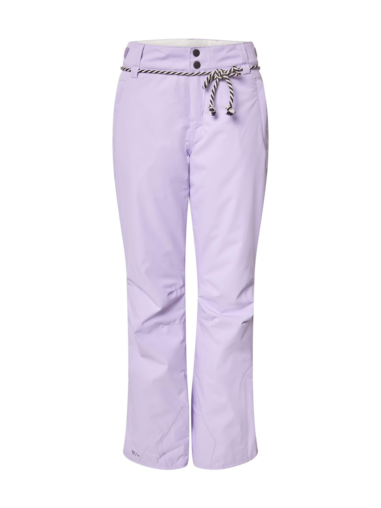 BRUNOTTI Sportovní kalhoty 'Sunleaf FW2021'  lenvandulová