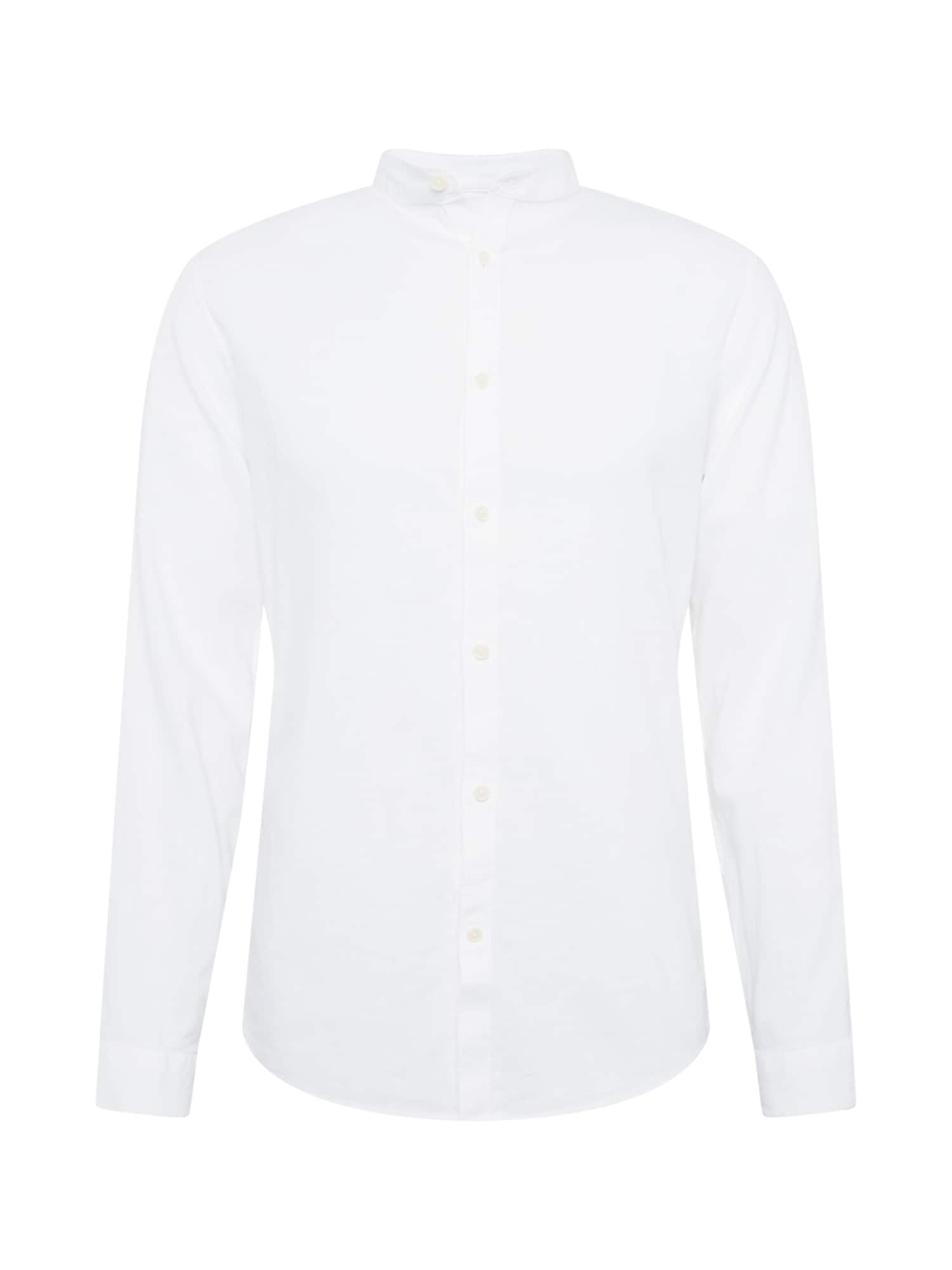 Lindbergh Dalykinio stiliaus marškiniai balta