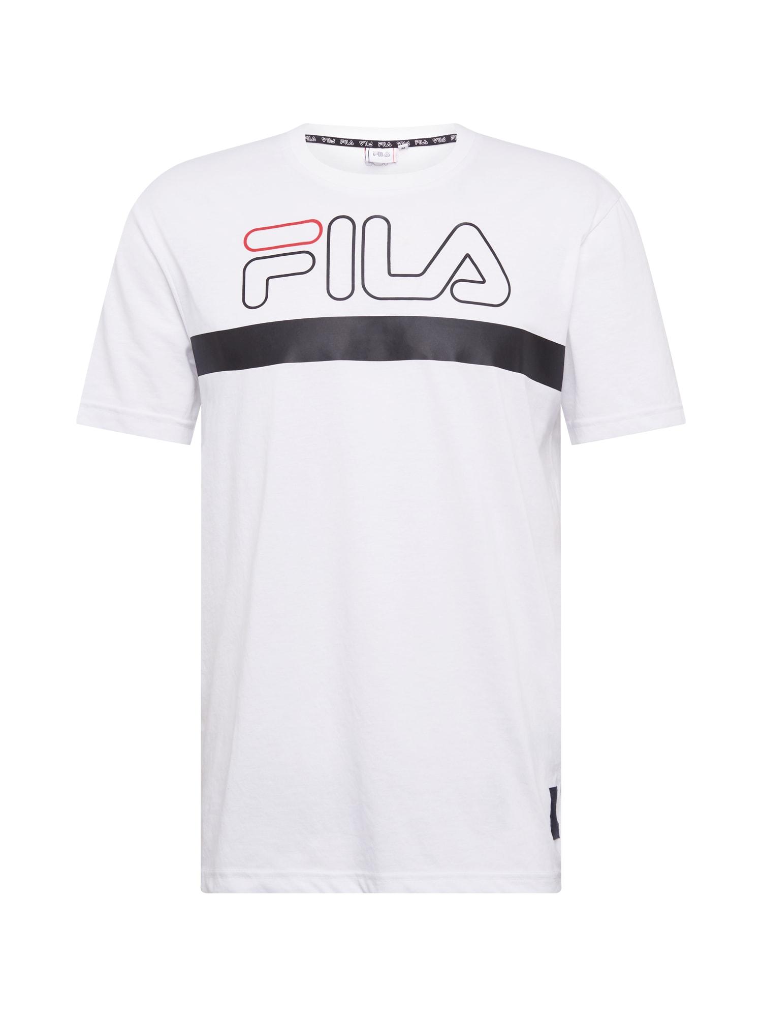 FILA Funkční tričko 'LAURENTIN'  bílá