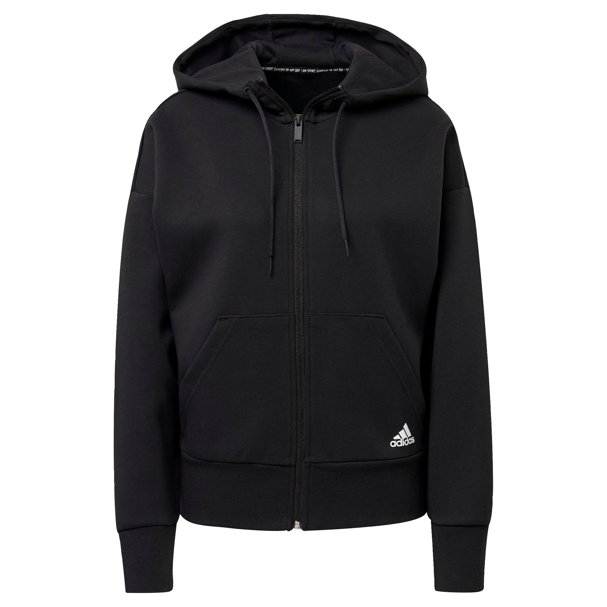 ADIDAS PERFORMANCE Sportinis džemperis juoda