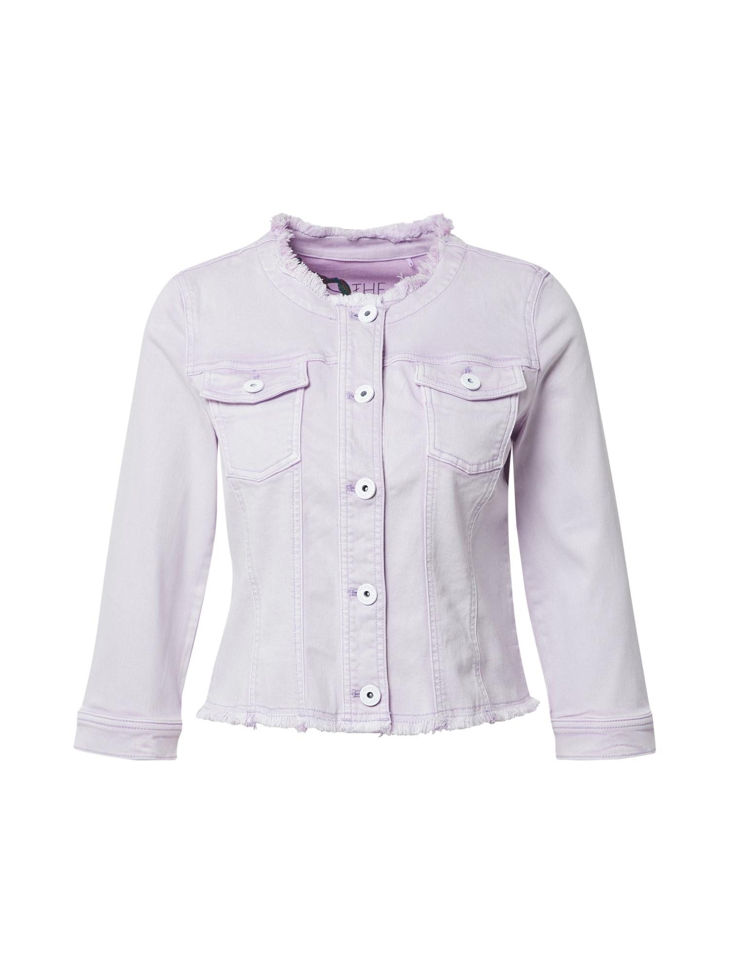 TAIFUN Demisezoninė striukė šviesiai violetinė