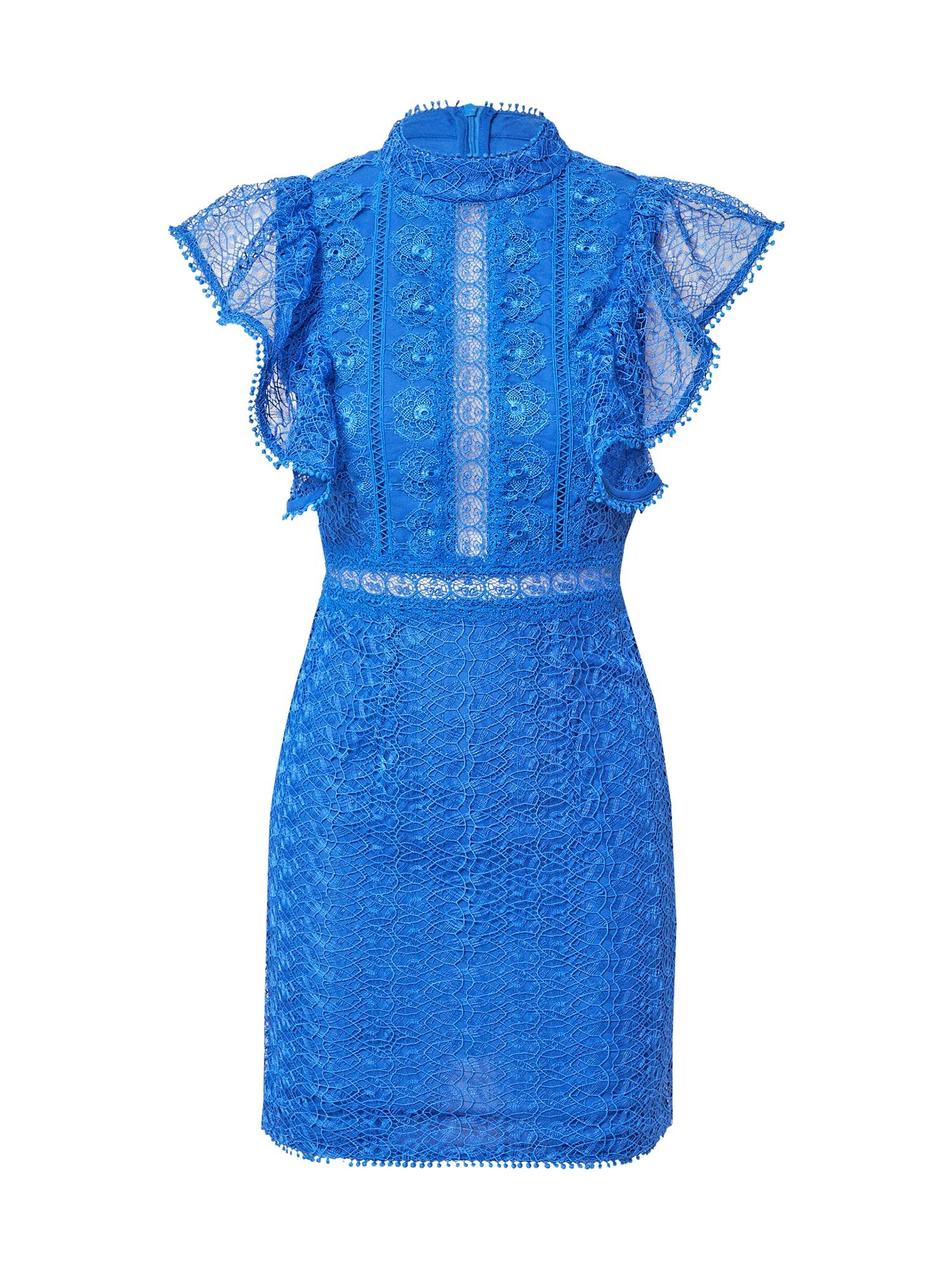 "True Decadence Suknelė sodri mėlyna (""karališka"")"