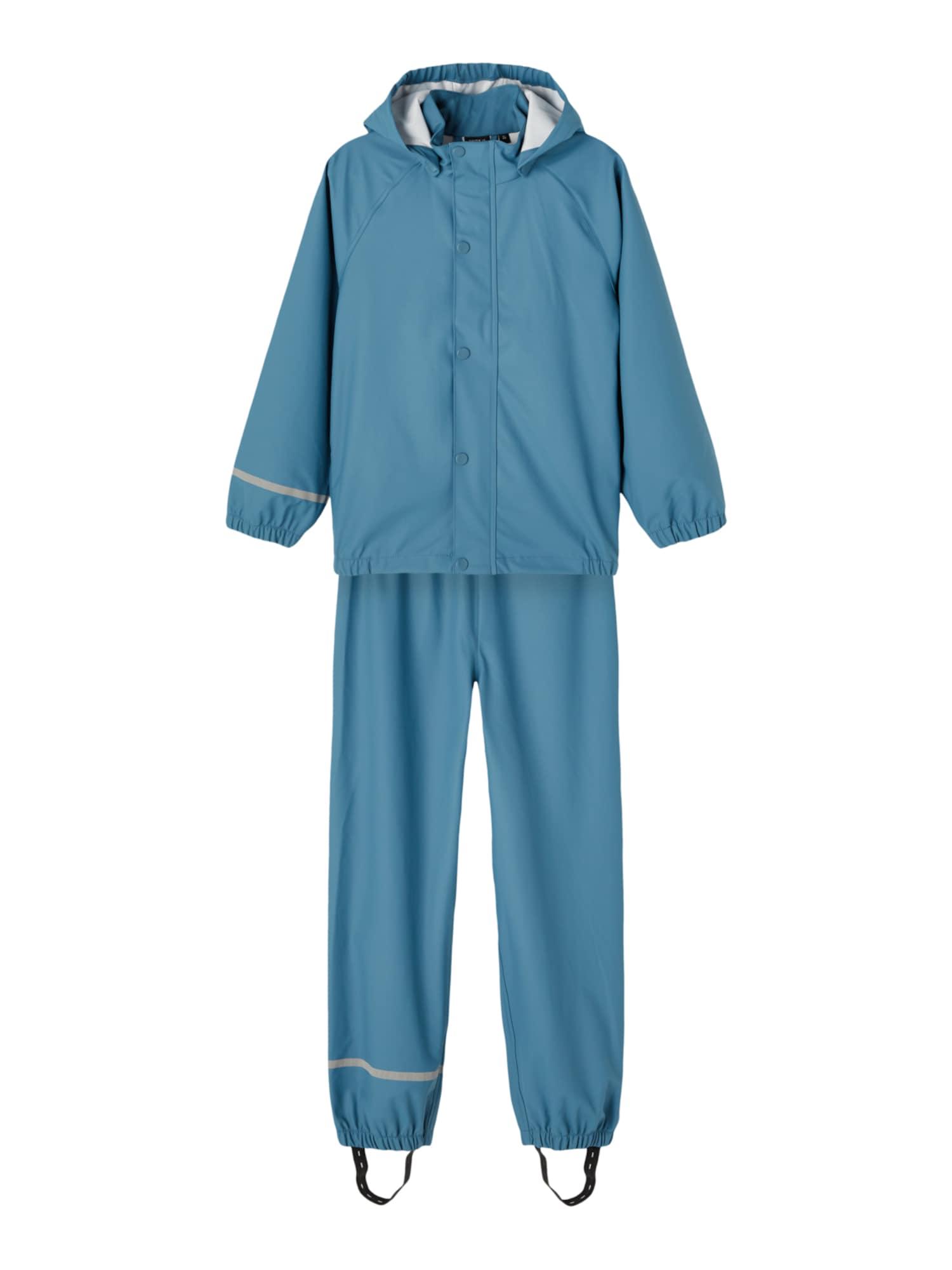 NAME IT Funkcinis kostiumas 'Dry' violetinė-mėlyna
