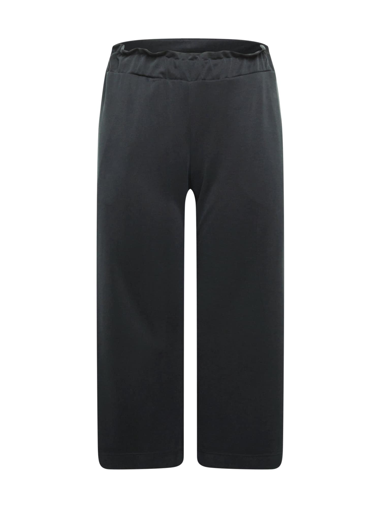 Esprit Curves Kelnės juoda