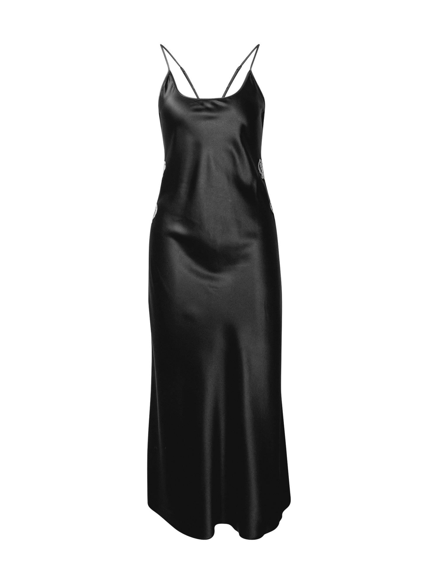 LingaDore Noční košilka  černá