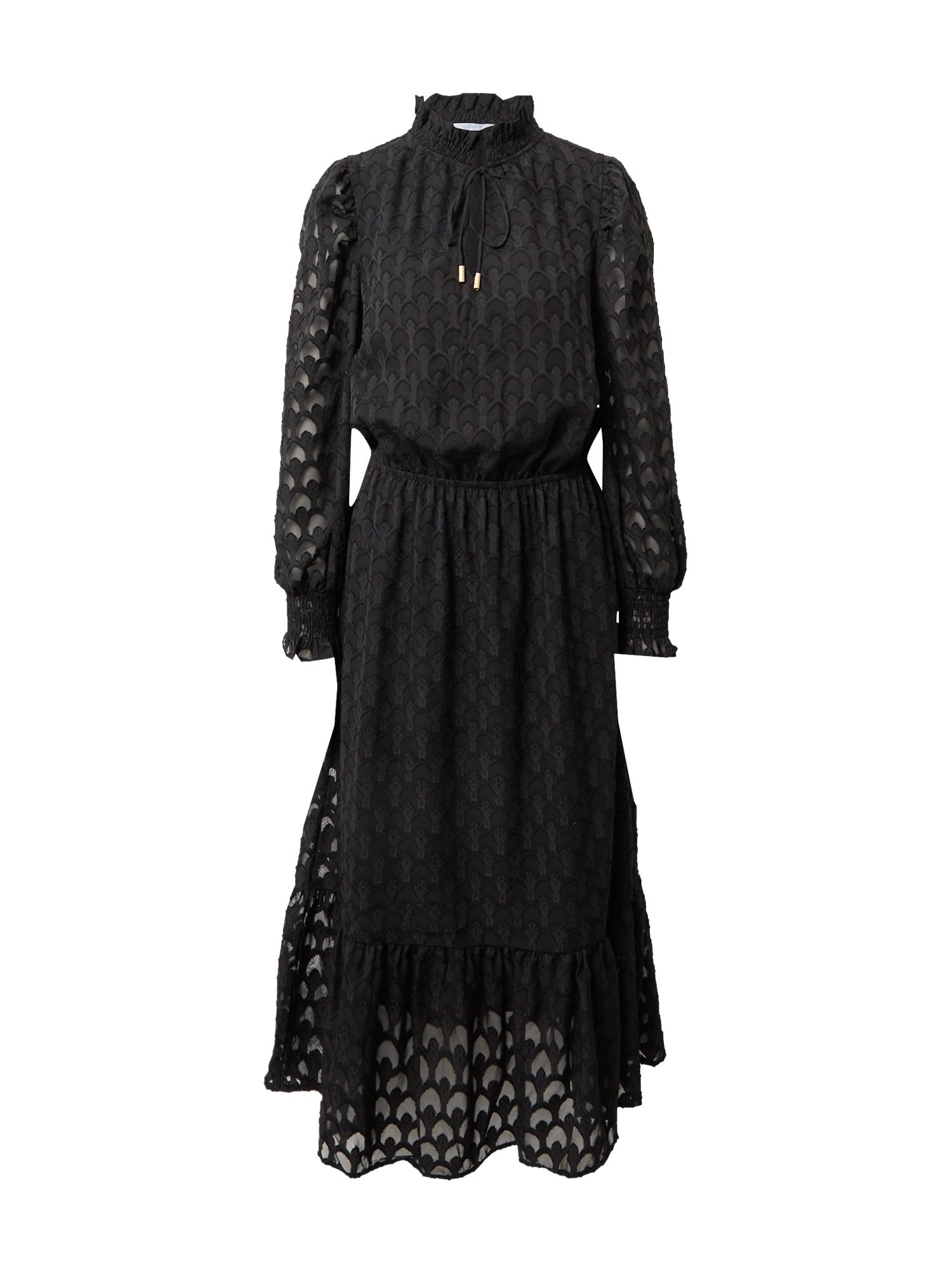 Love & Divine Palaidinės tipo suknelė juoda