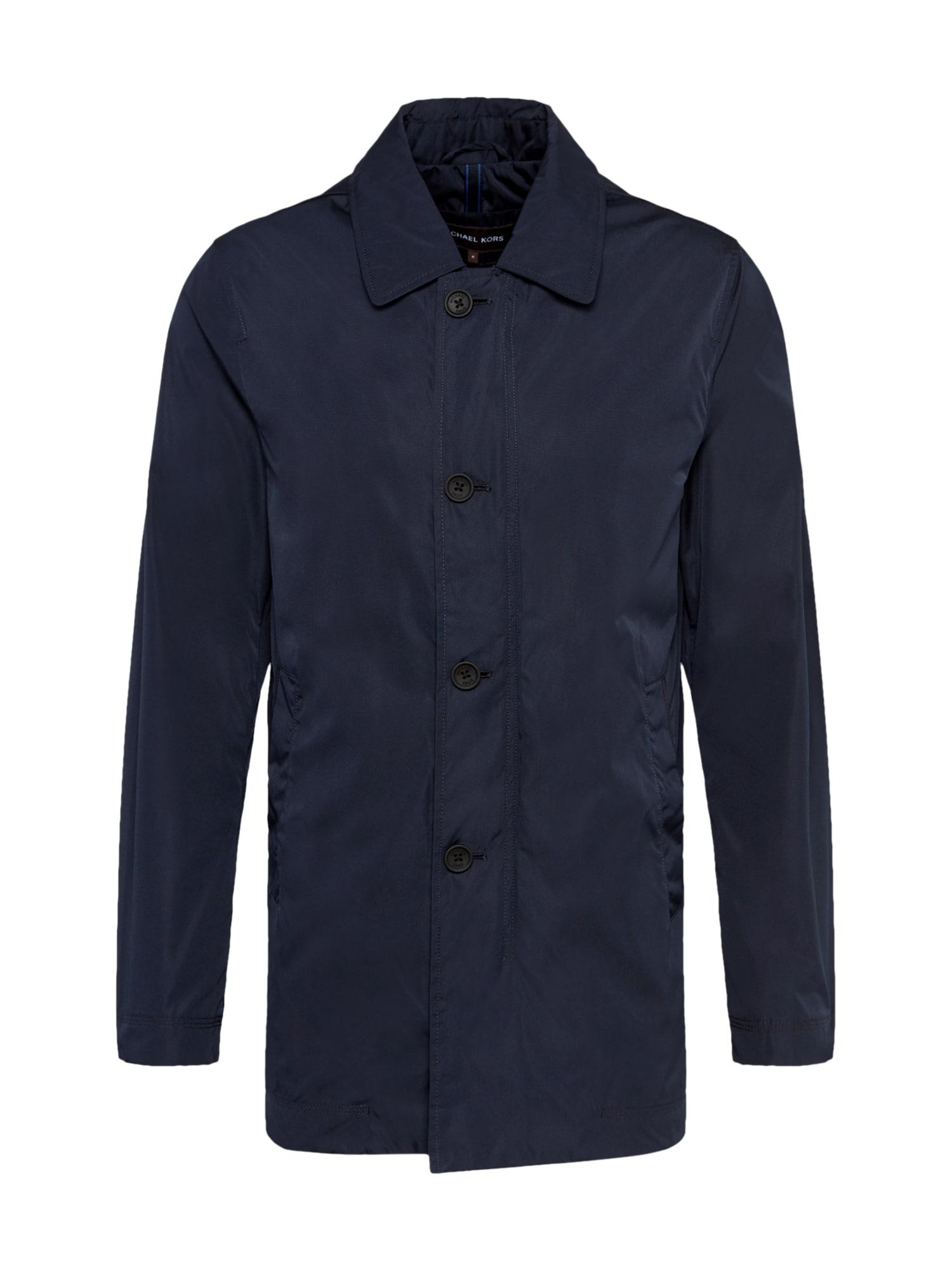 Michael Kors Demisezoninis paltas nakties mėlyna
