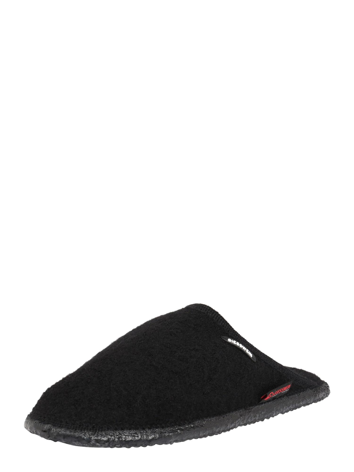 GIESSWEIN Pantofle 'Tino'  černá