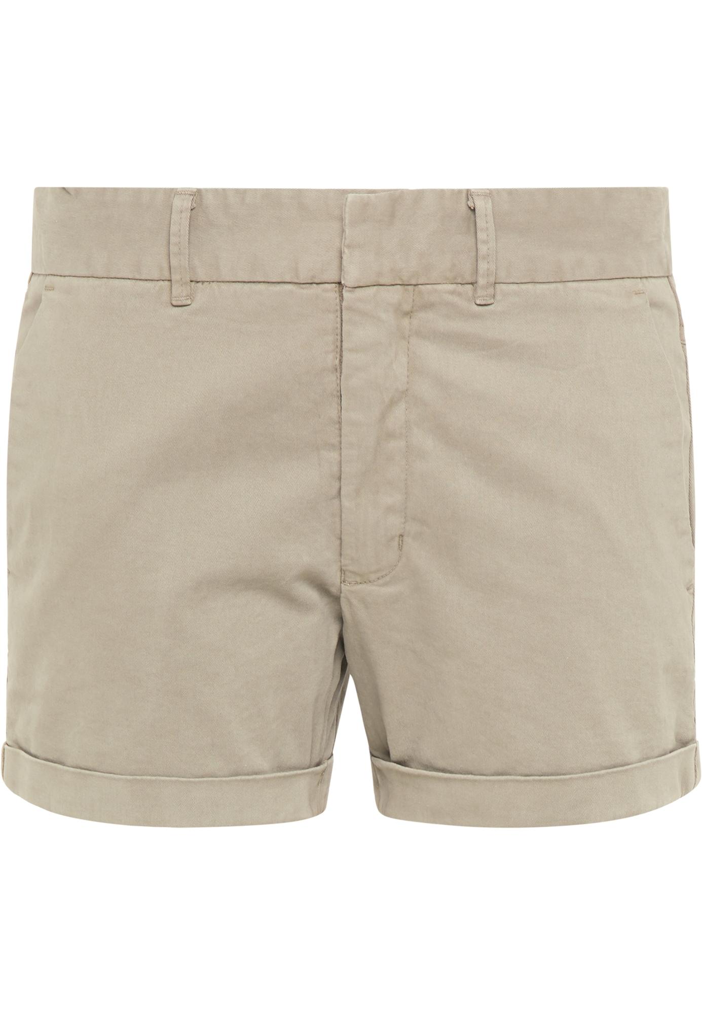 DreiMaster Vintage Kelnės rusvai žalia